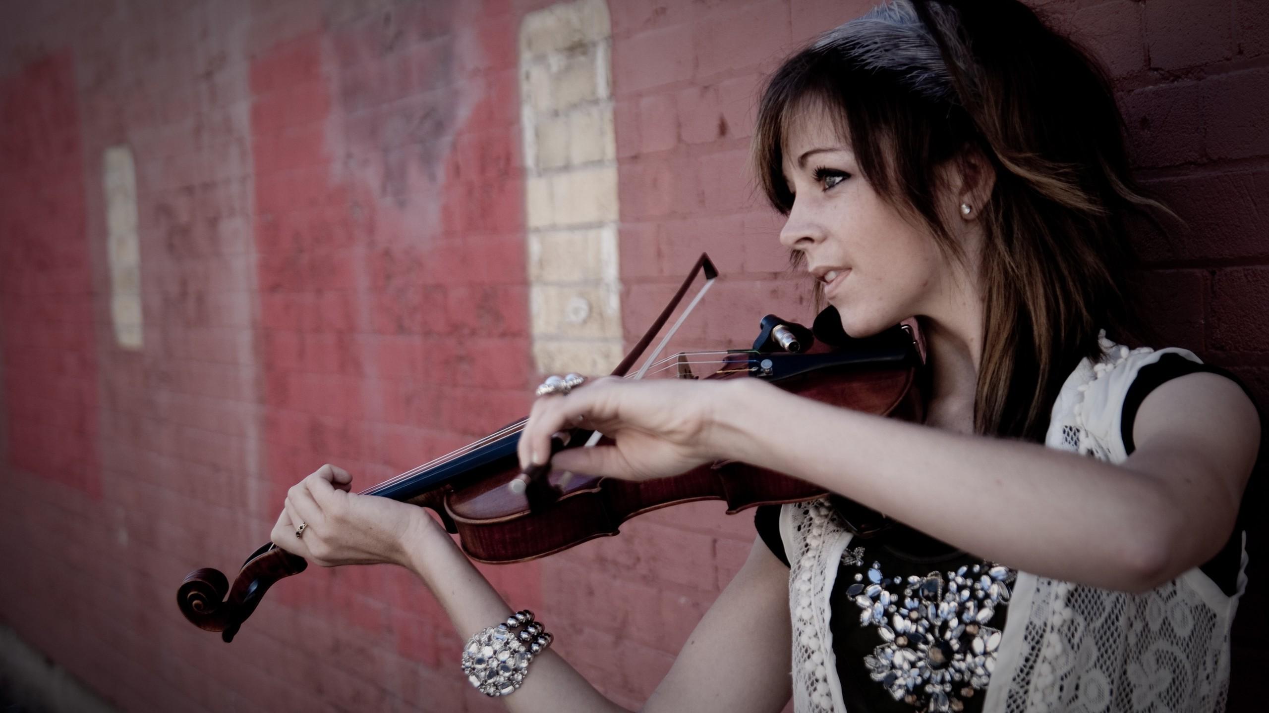 Wallpaper : white, black, model, fashion, violin, Person