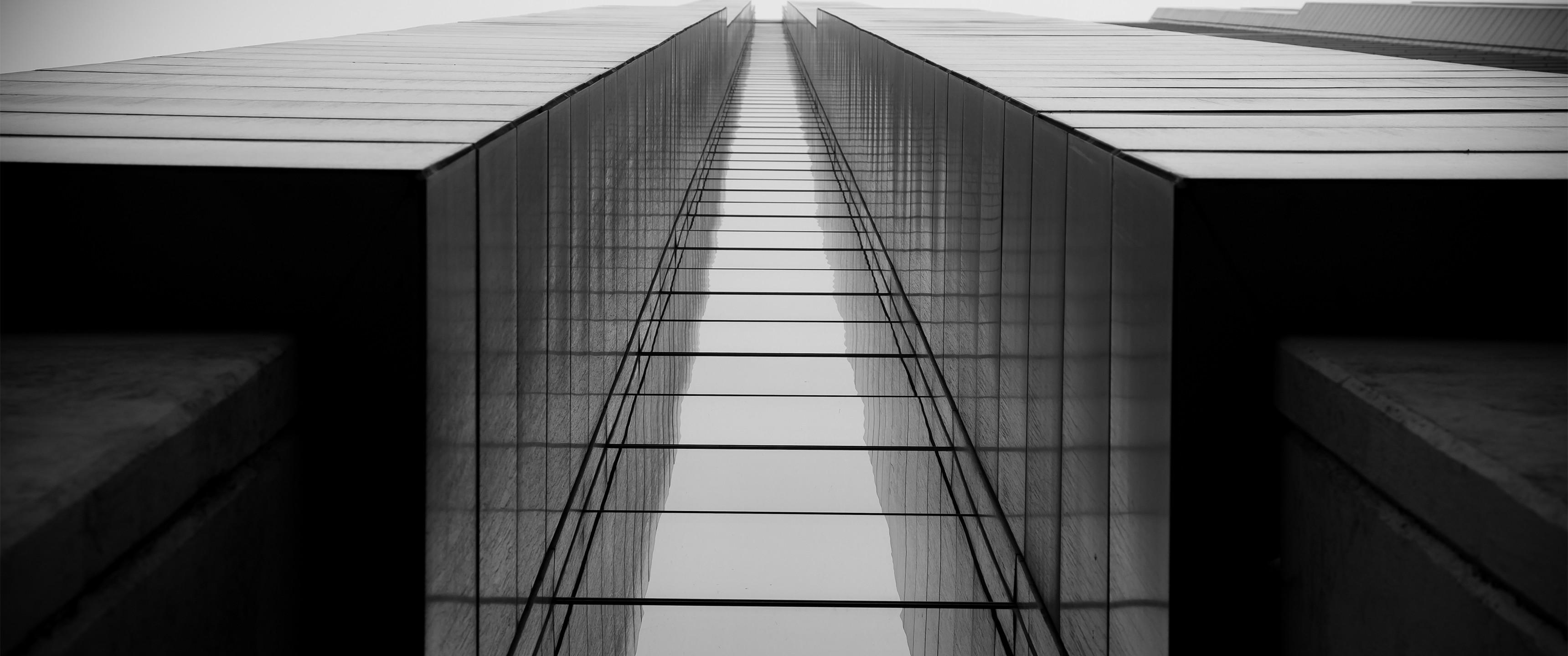 Fondos de pantalla monocromo arquitectura edificio for Disenos de interiores en blanco y negro