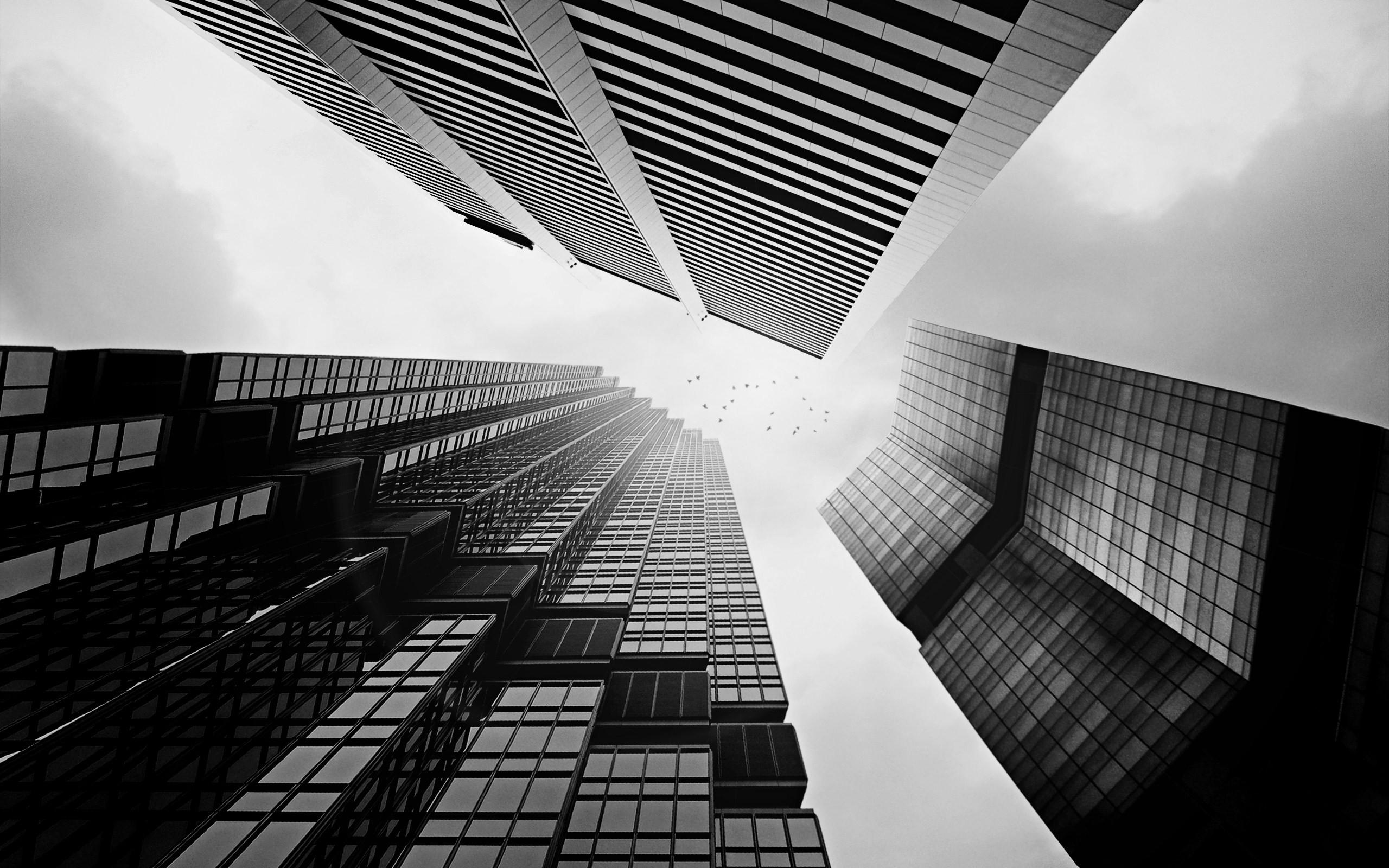 Fondos de pantalla monocromo ciudad paisaje urbano for Arquitectura en linea