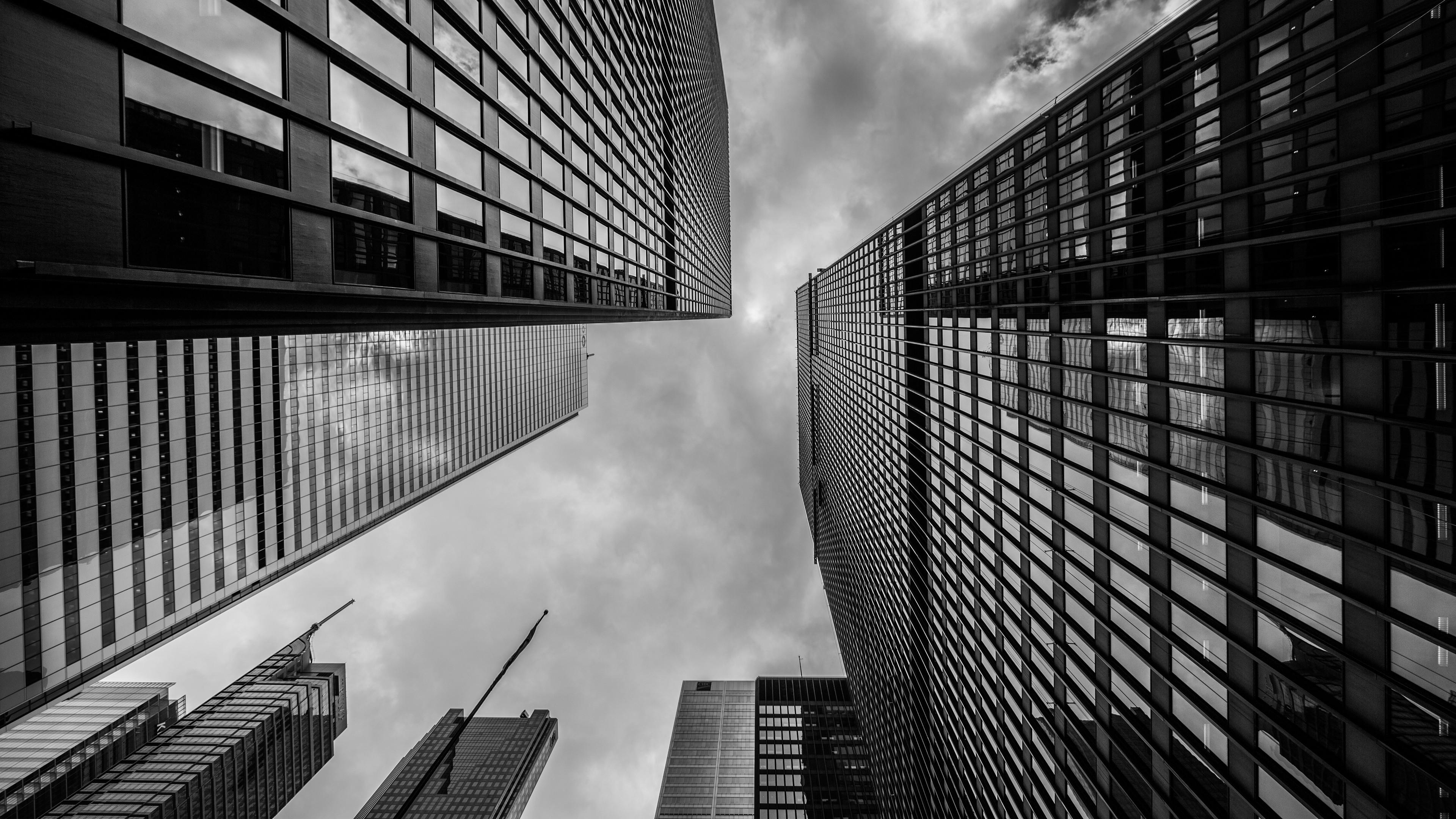Fondos de pantalla monocromo paisaje urbano - Fotografia arquitectura ...