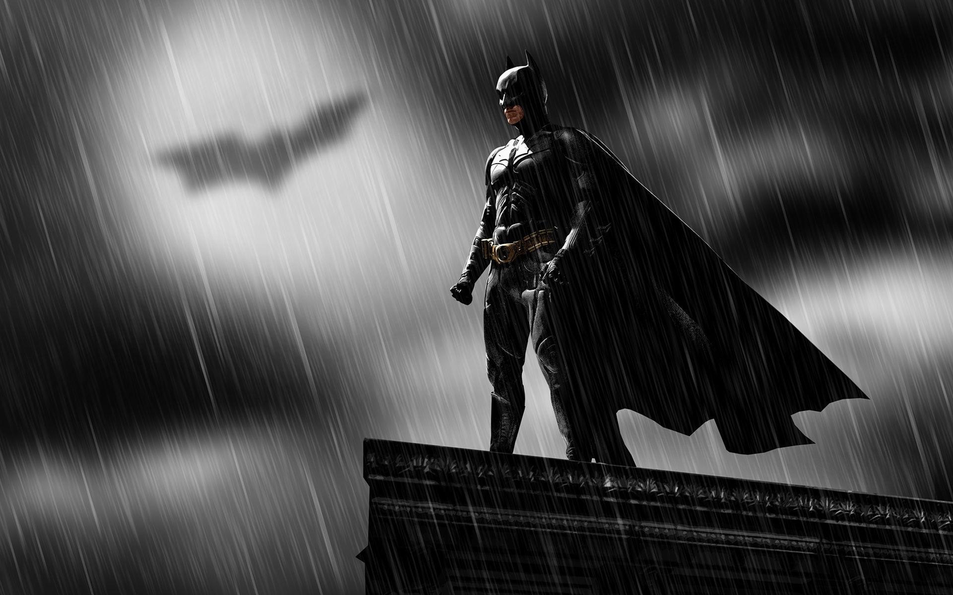 Dark rain movie