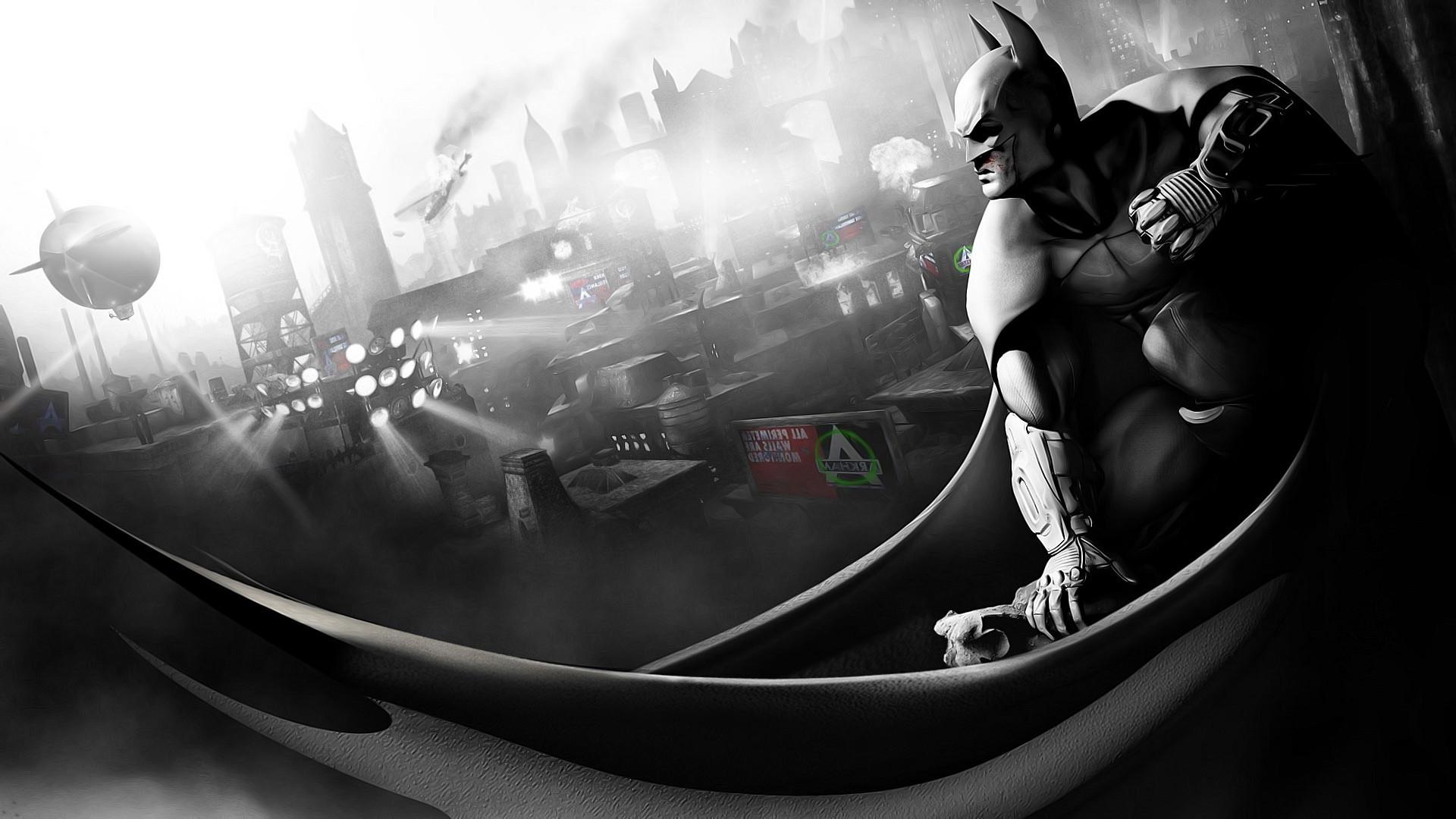 Wallpaper Batman Arkham City Light Photograph Darkness