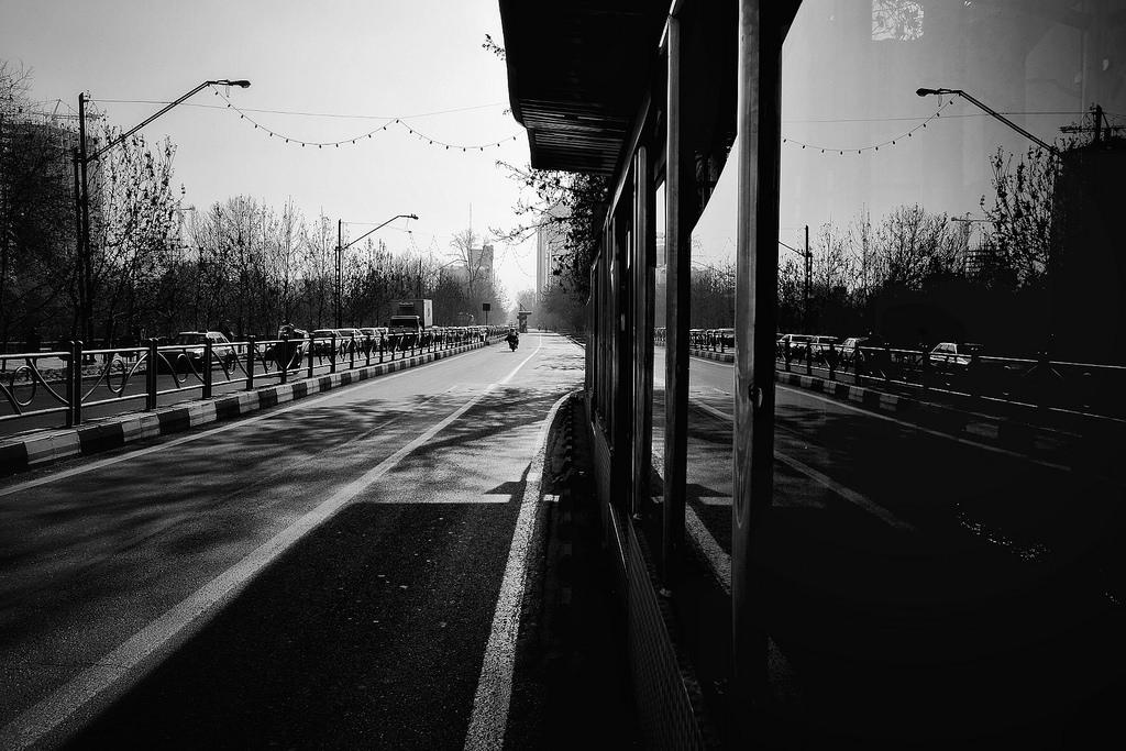 White black monochrome street night shadow road photography morning fujifilm infrastructure 2017 light blackandwhite outdoor bw