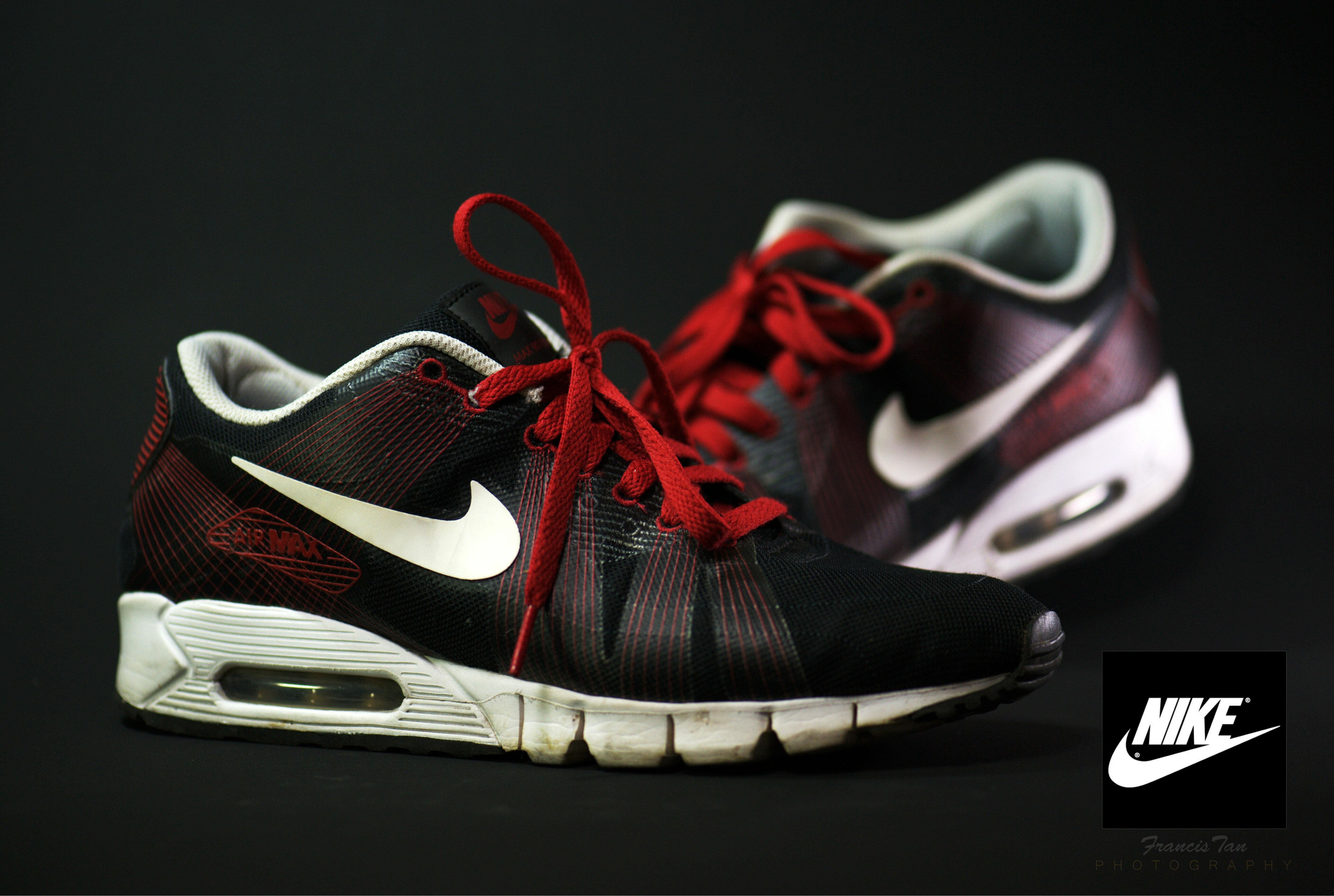 Fond d'écran : blanc, noir, tenue de sport, la photographie, Macro,  chaussures, baskets, commercial, marque, chaussure, Stroboscopes,  Remoteflash, produit, ...