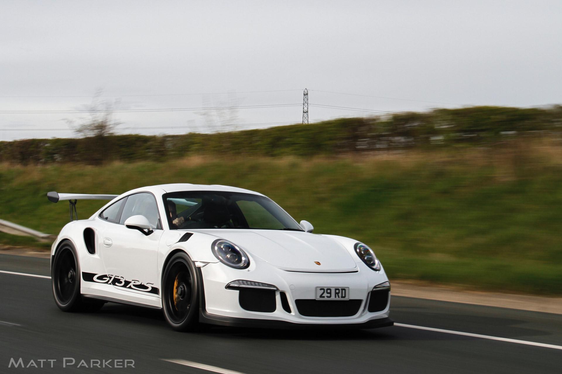911 Porsche GT3 Carrera GT