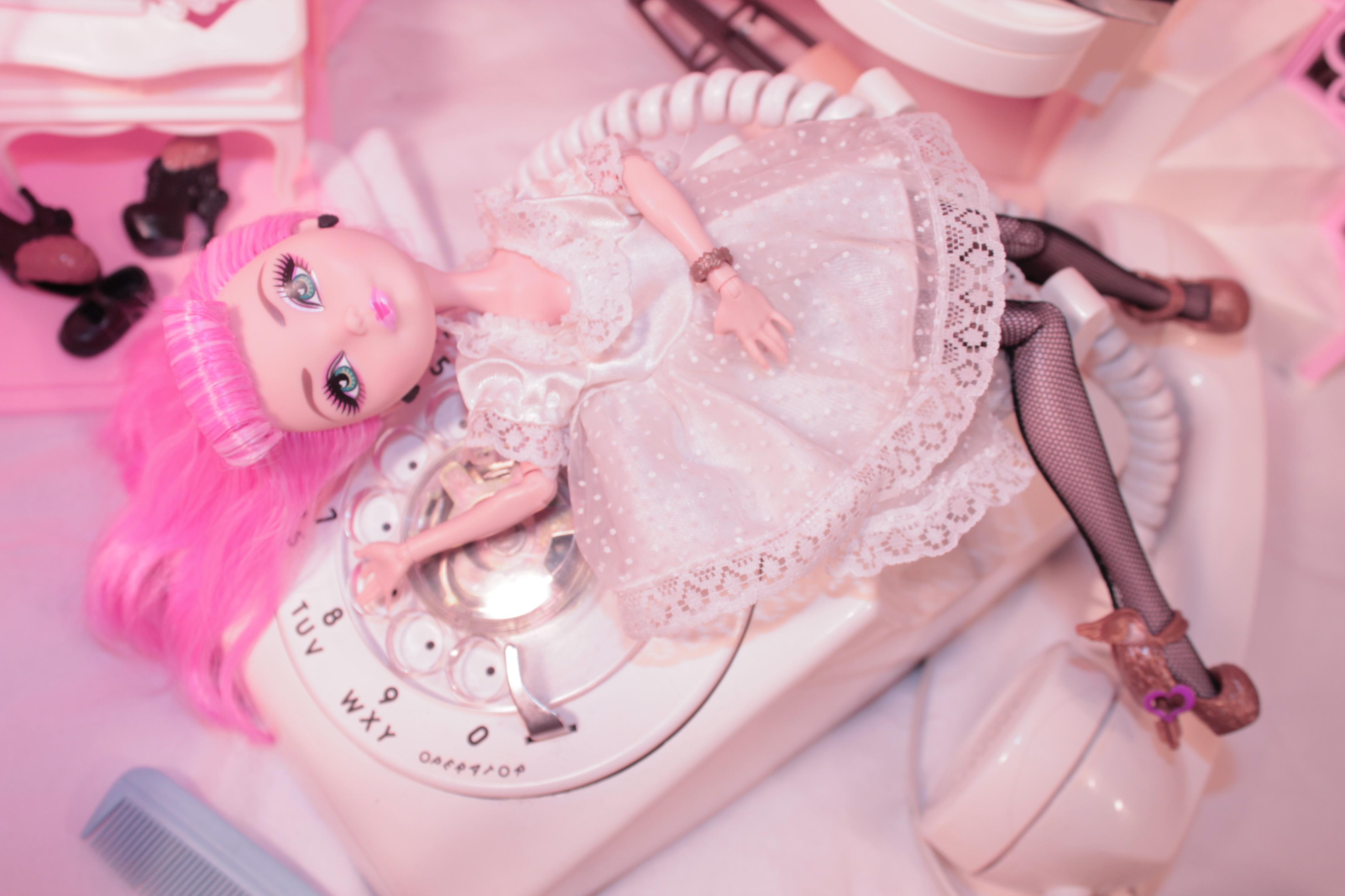 фото розовые картинки с куклами знаете, что