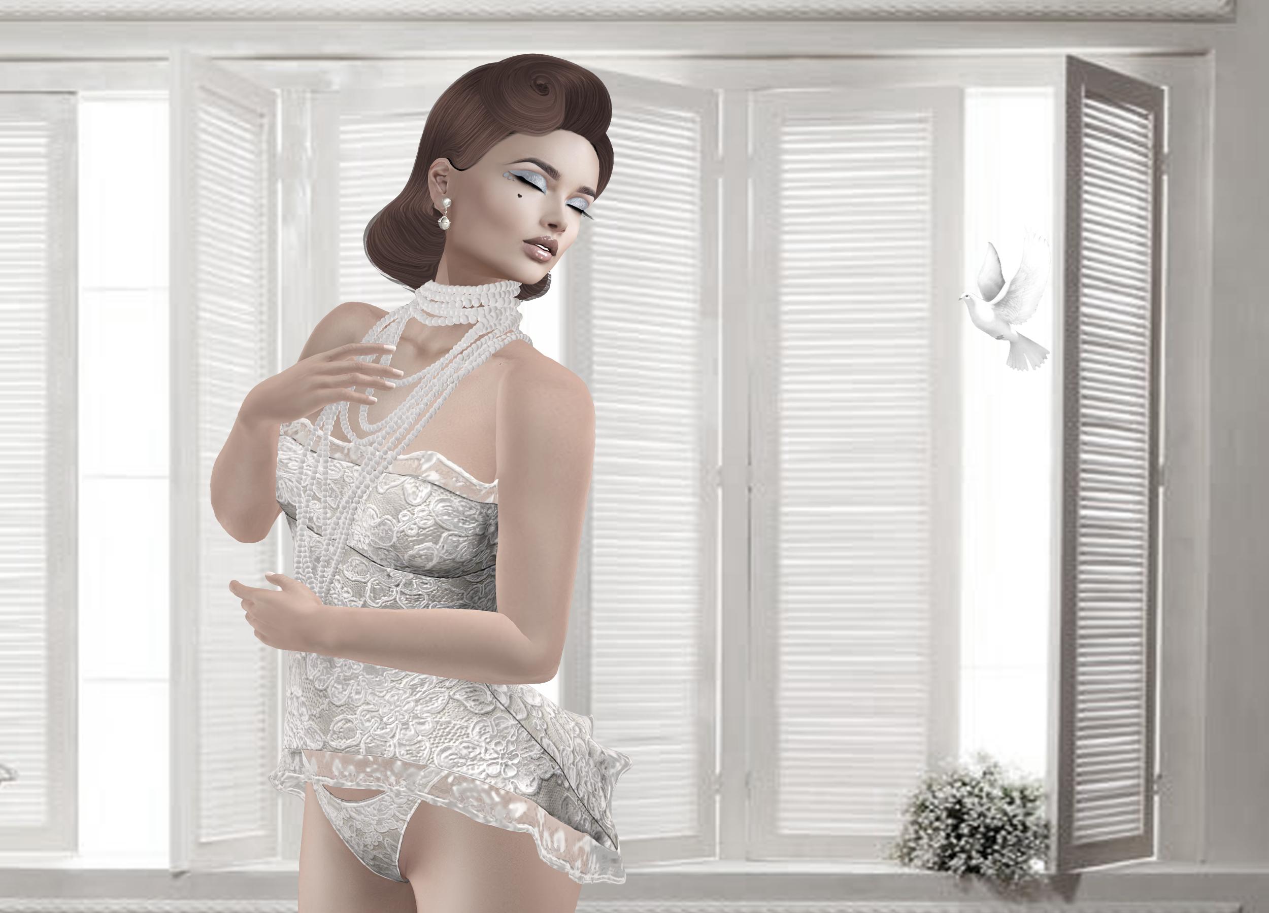 Wallpaper : white, lingerie, wedding dress, glitter, satin, prom ...