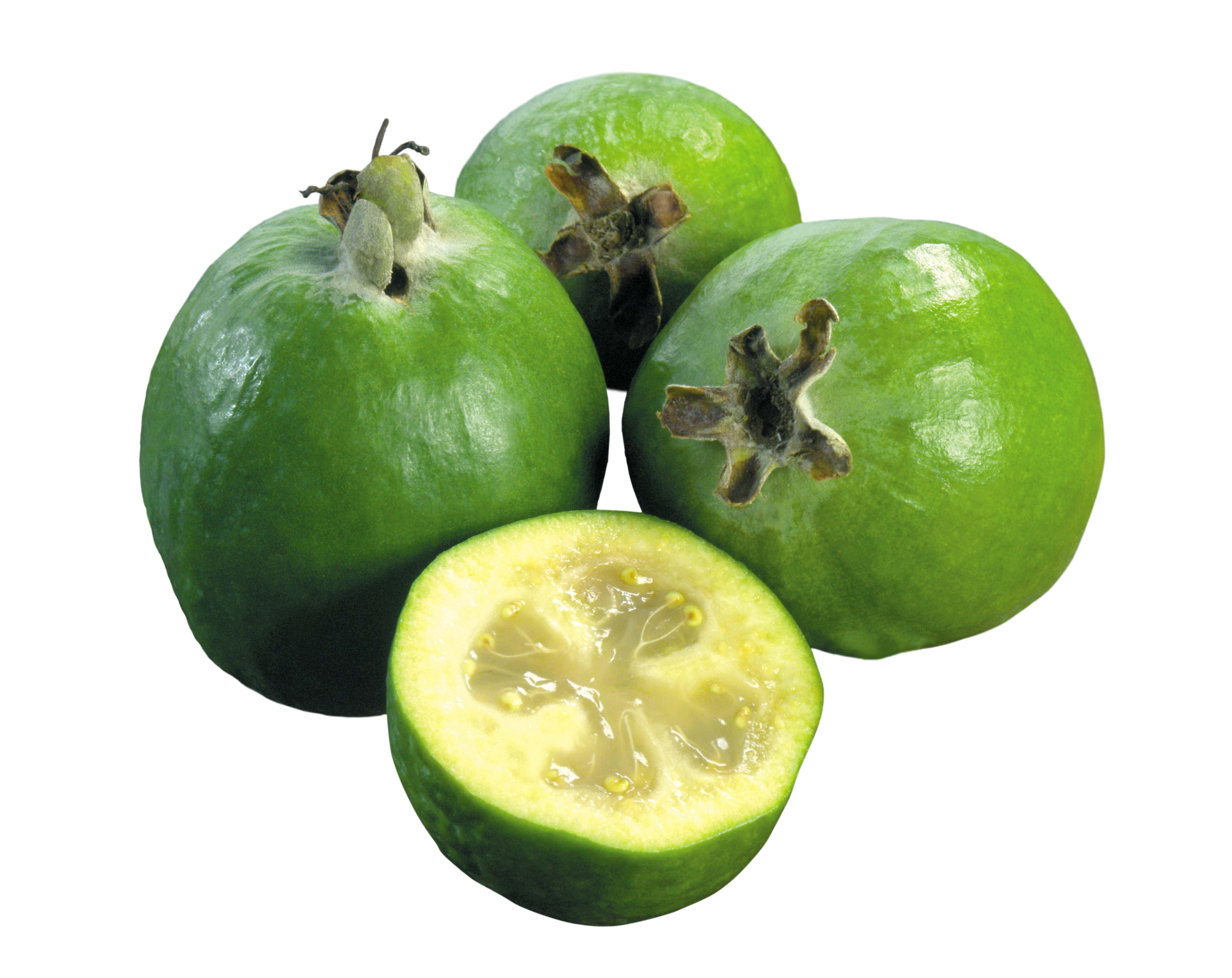 Картинки с фруктом фейхоа
