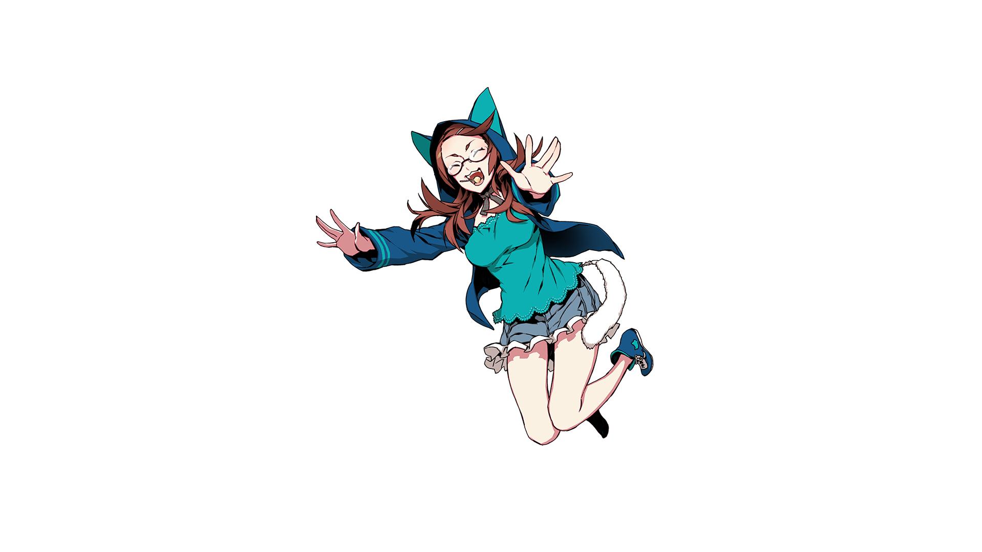 Wallpaper putih ilustrasi latar belakang yang sederhana putih ilustrasi latar belakang yang sederhana nekomimi anime gadis anime gambar kartun kaca manisan 7 naga altavistaventures Images
