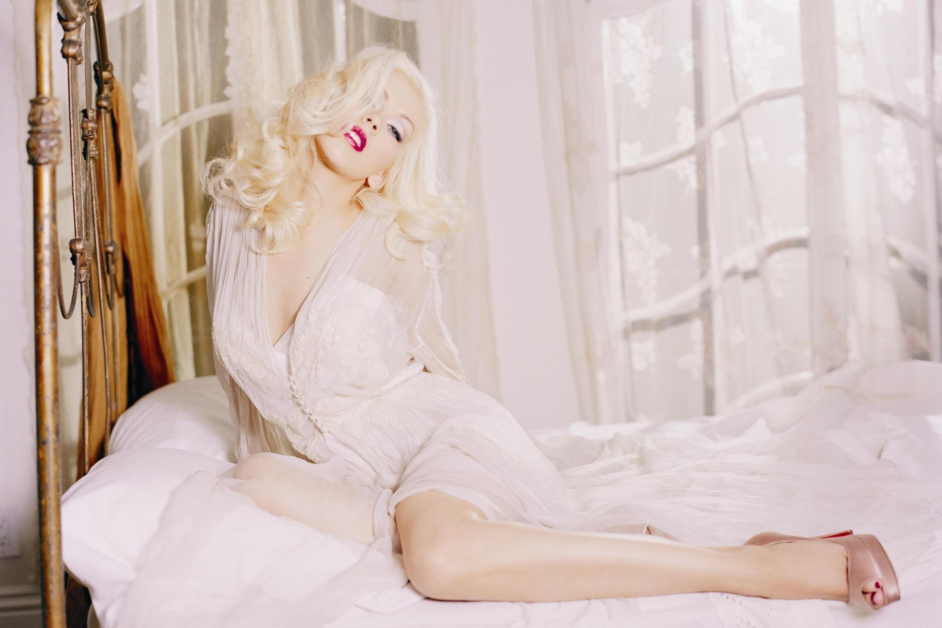 hintergrundbilder : weiß, modell-, blond, lange haare