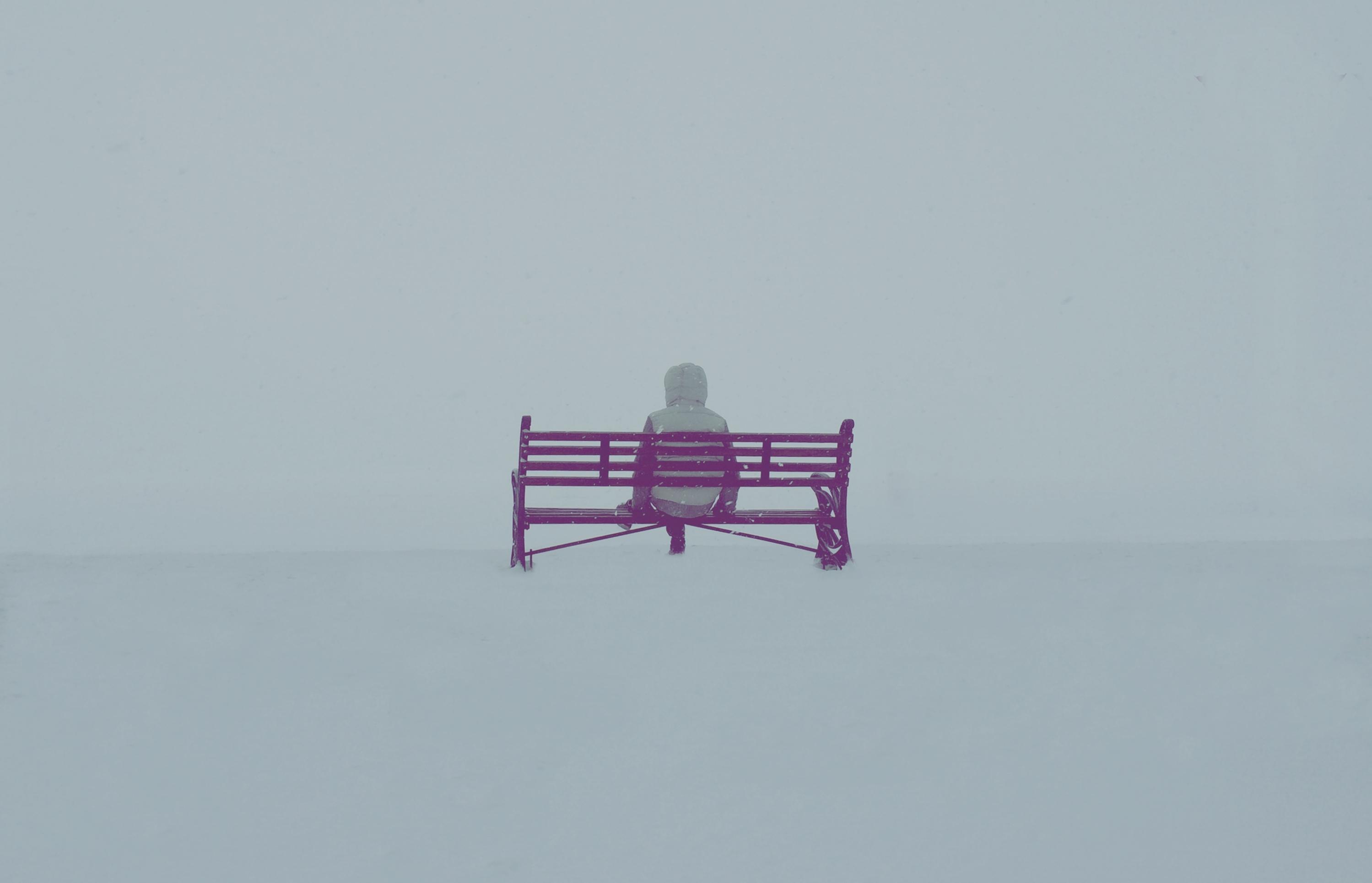 デスクトップ壁紙 白 自然 ミニマリズム 雪 冬 青 コールド