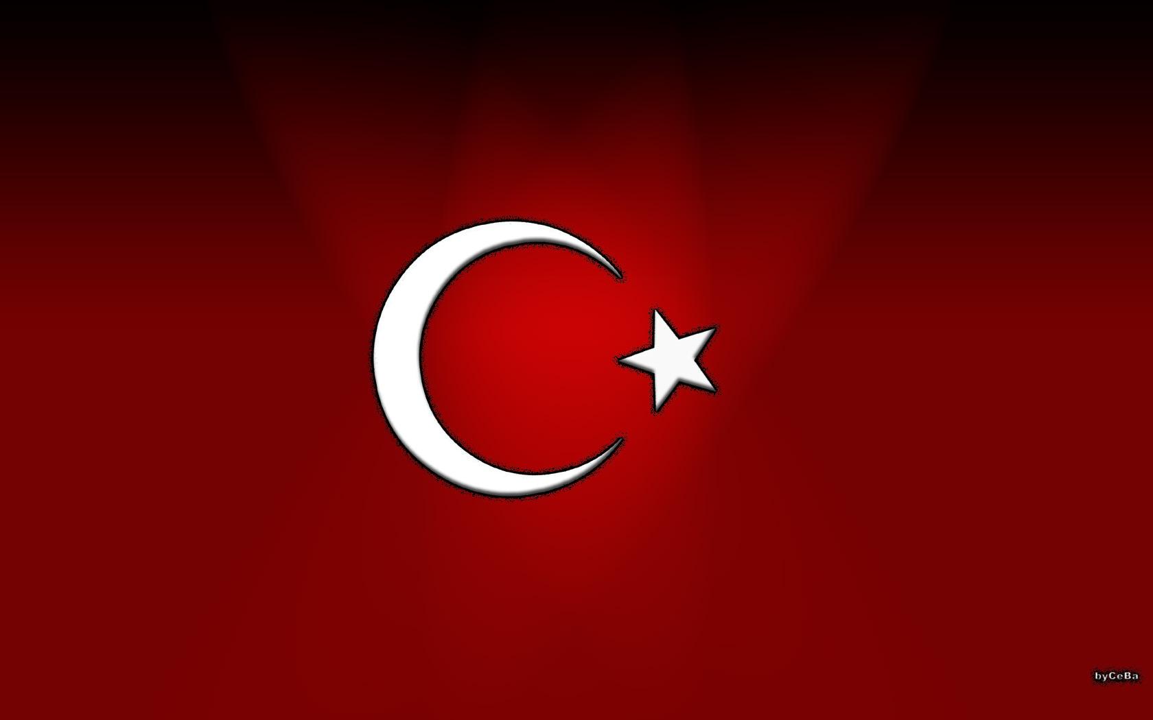 Sfondi Bianca Rosso Cielo Logo Bandiera Cerchio Luna