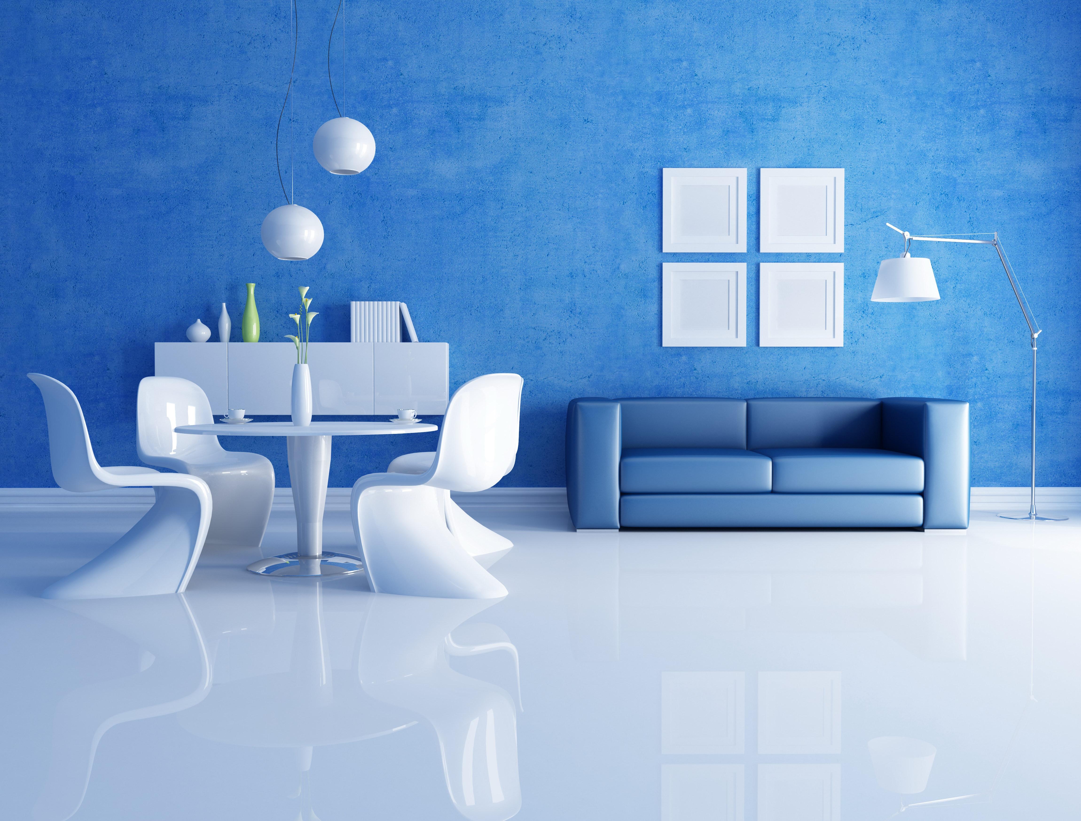 Wallpaper White Wall Interior Design Eg Color