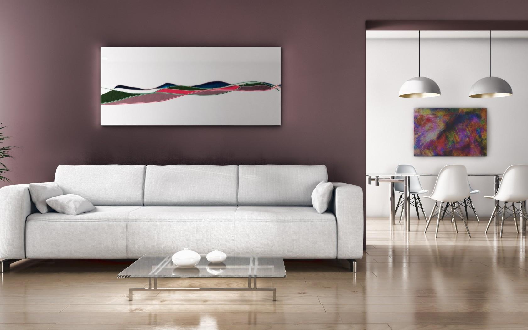 fond d 39 cran blanc chambre mur table vases canap design d 39 int rieur chaises. Black Bedroom Furniture Sets. Home Design Ideas