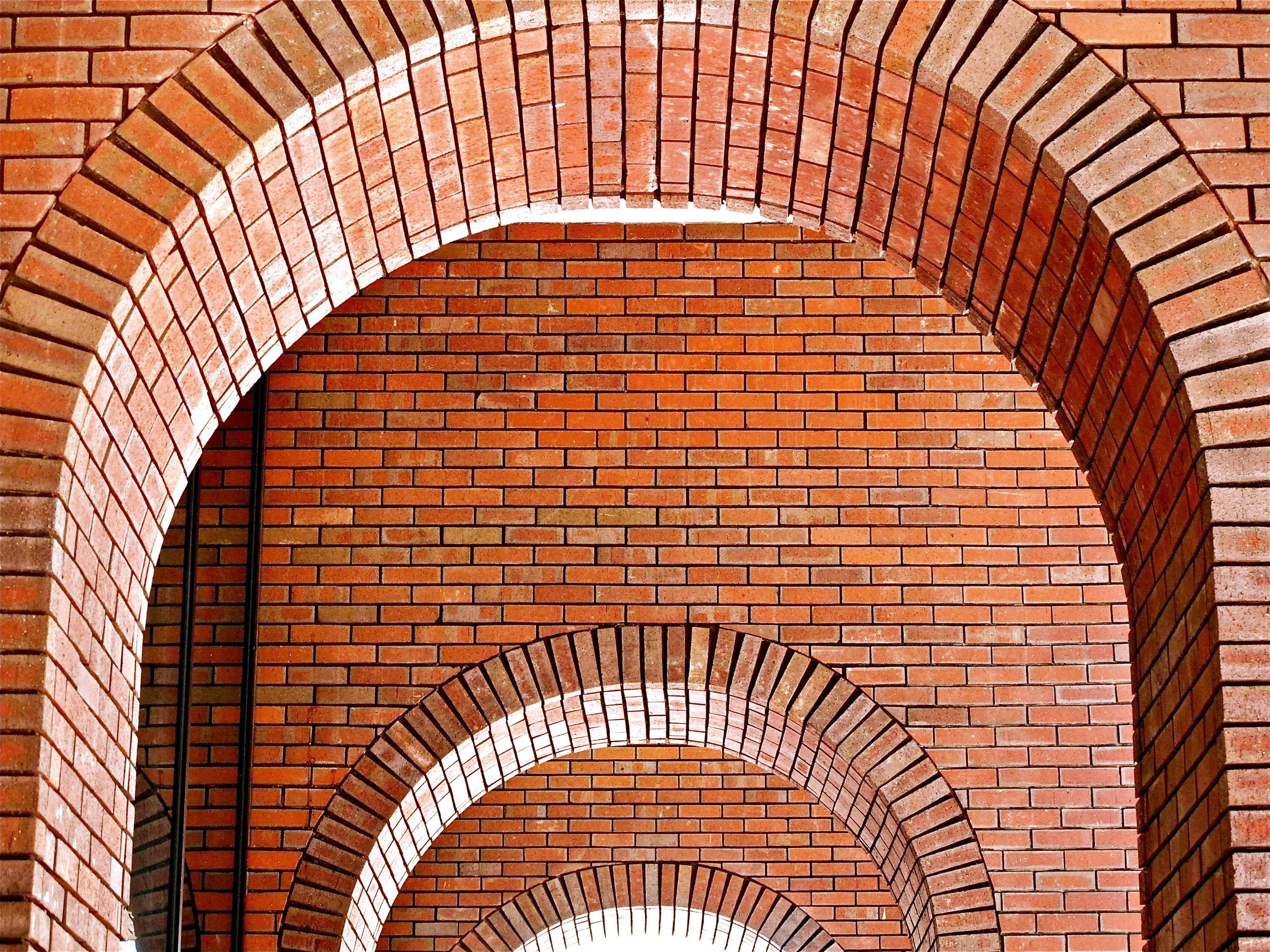 Кирпичные арки картинки