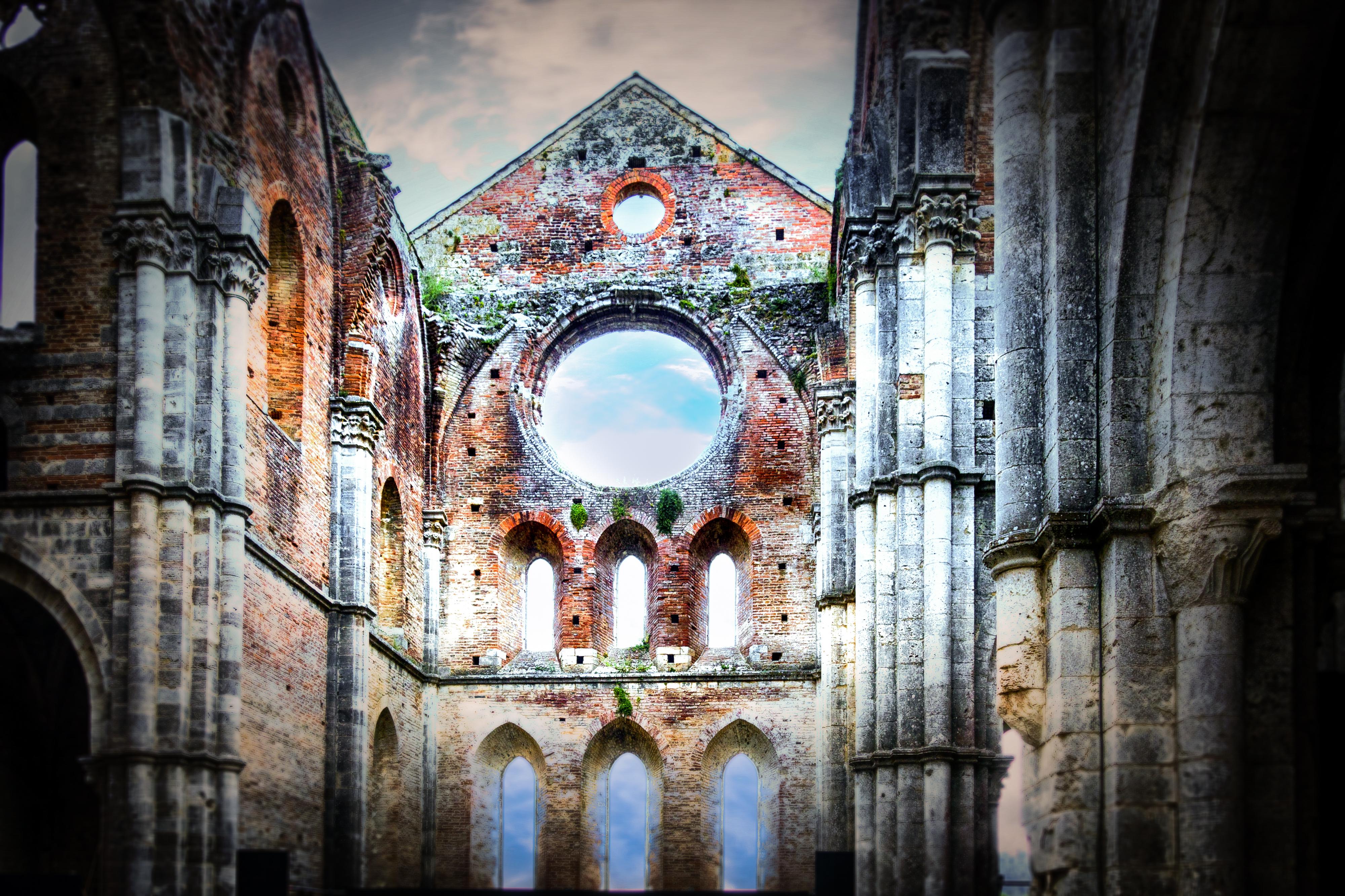 Sfondi finestra antico costruzione simmetria casa for Casa di architettura gotica