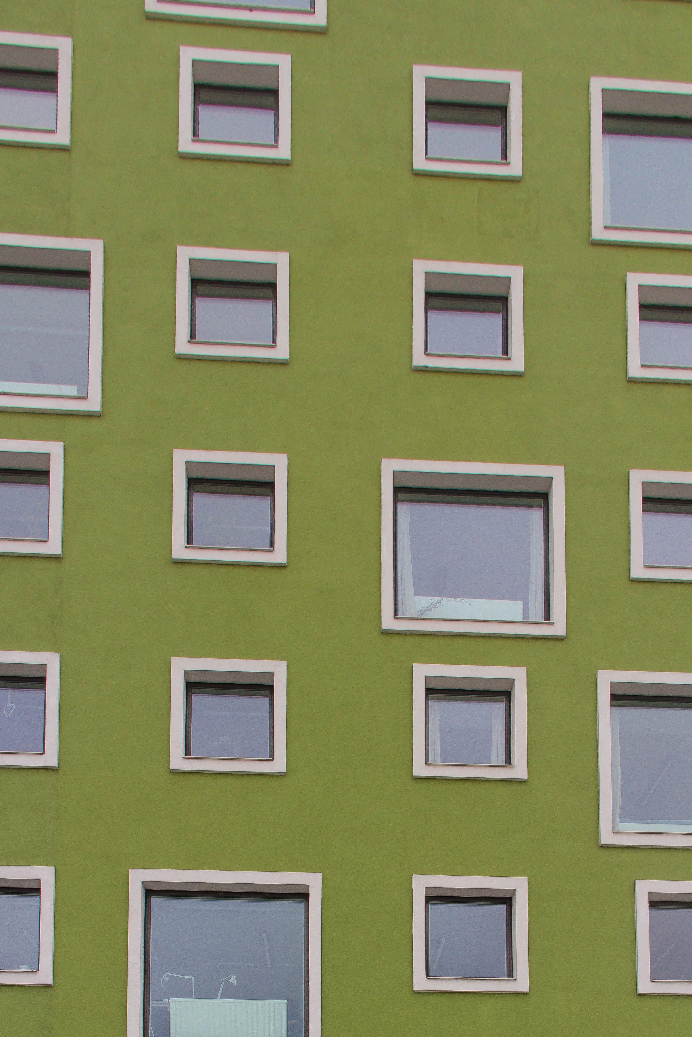 Sfondi architettura costruzione parete verde blu modello balcone interior design - Finestre a ghigliottina ...