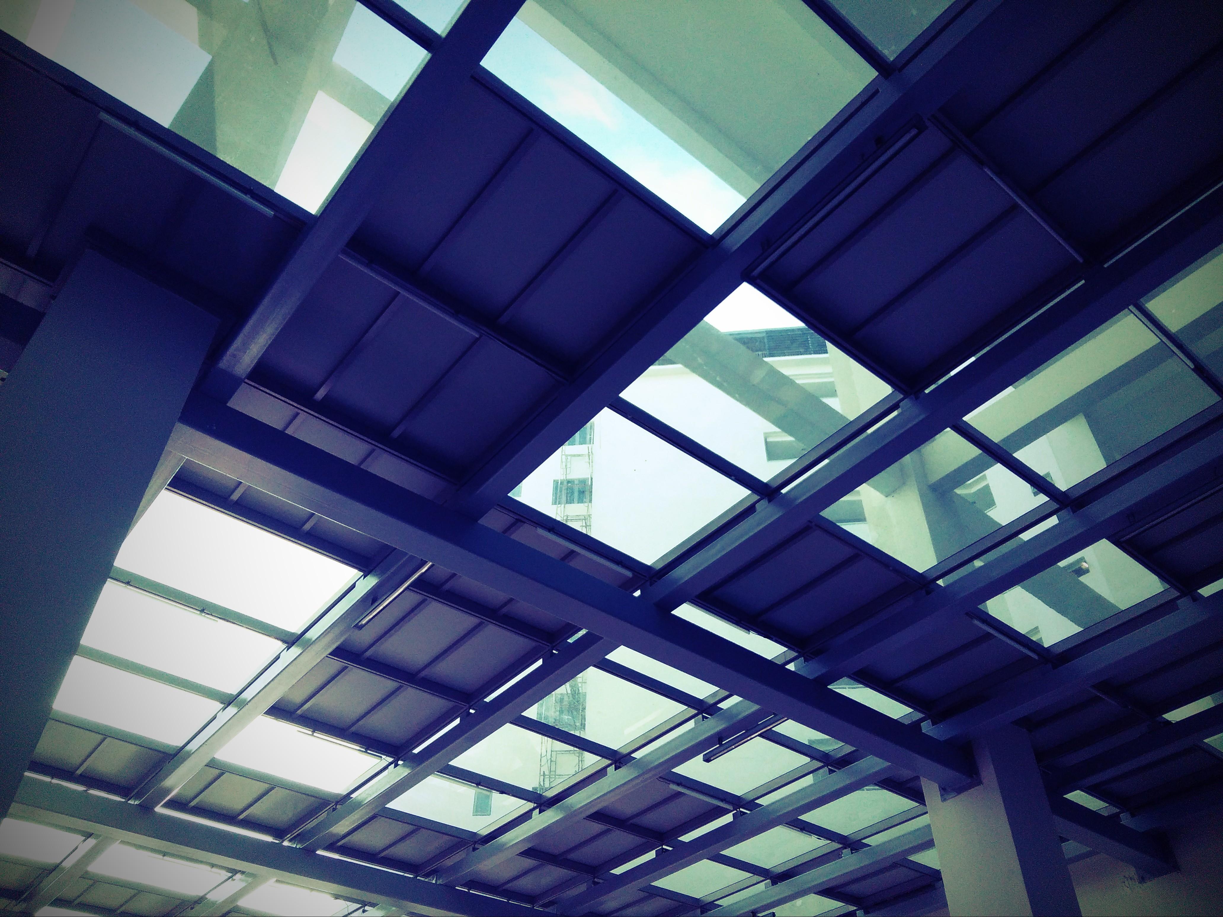 Fondos de pantalla : arquitectura, reflexión, simetría, rascacielos ...
