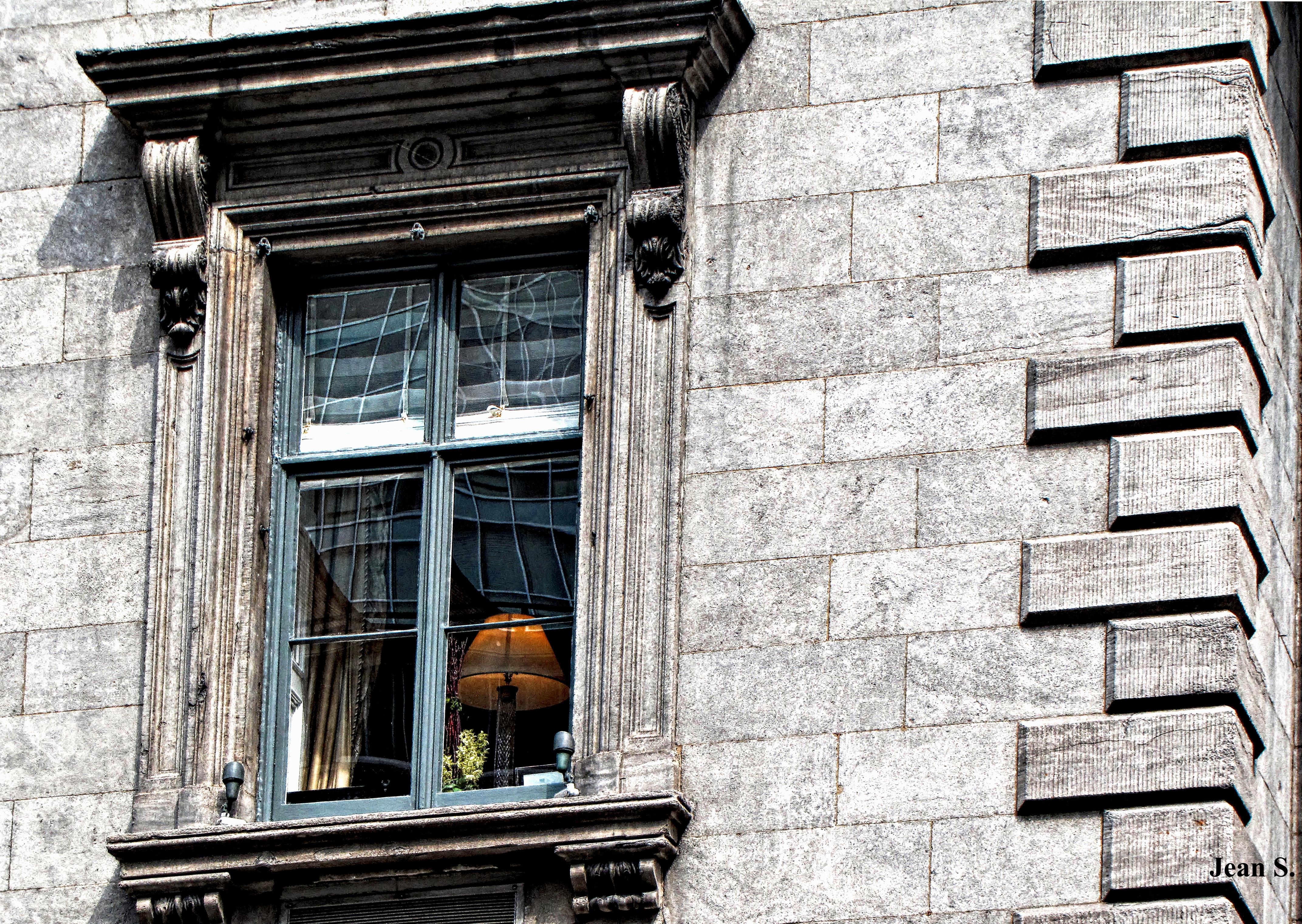 Fond D écran Fenêtre Bâtiment Mur Maison Jaune Lampe