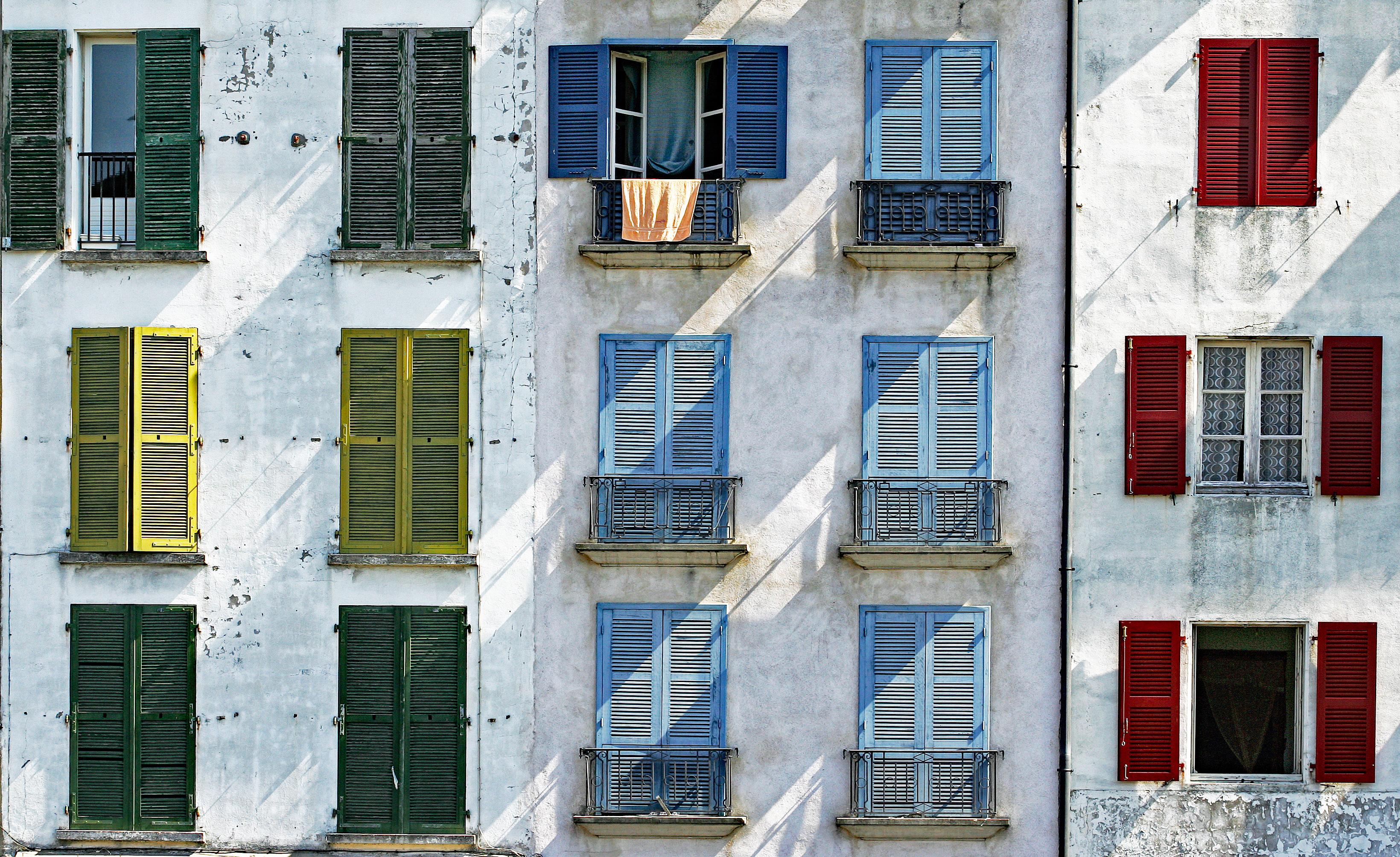 Window City Architecture Building Wall House Canon Door France Windows  Francia Apartment Frankreich Facade Fenetre Euskalherria