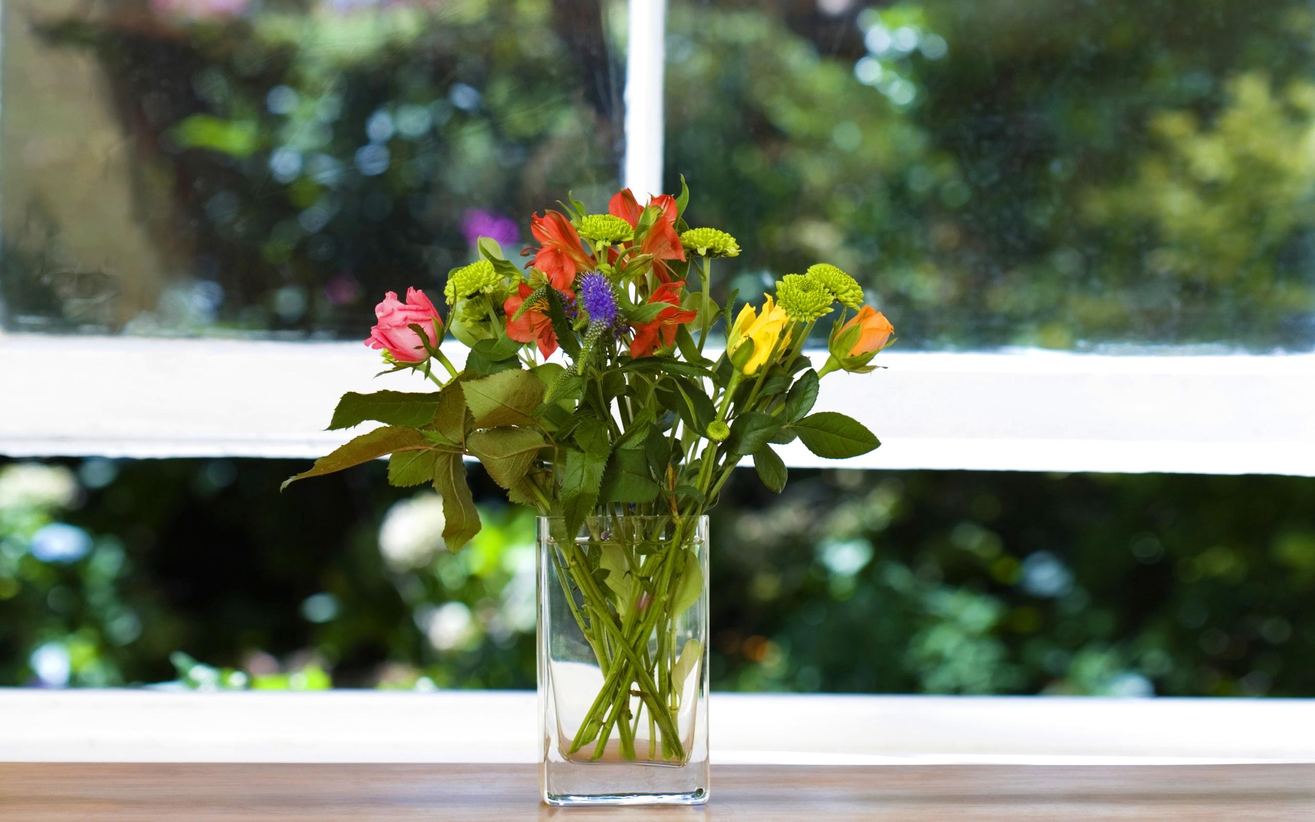 Оформление подоконников цветами фото