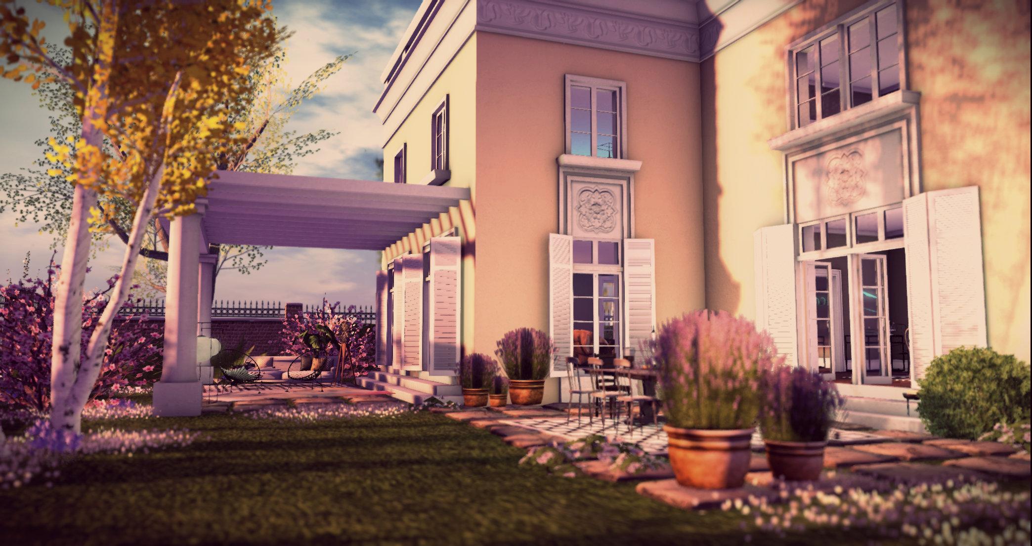 Cabaas interiores decoracion decoracin de casas inmuebles for Galpon de madera para jardin