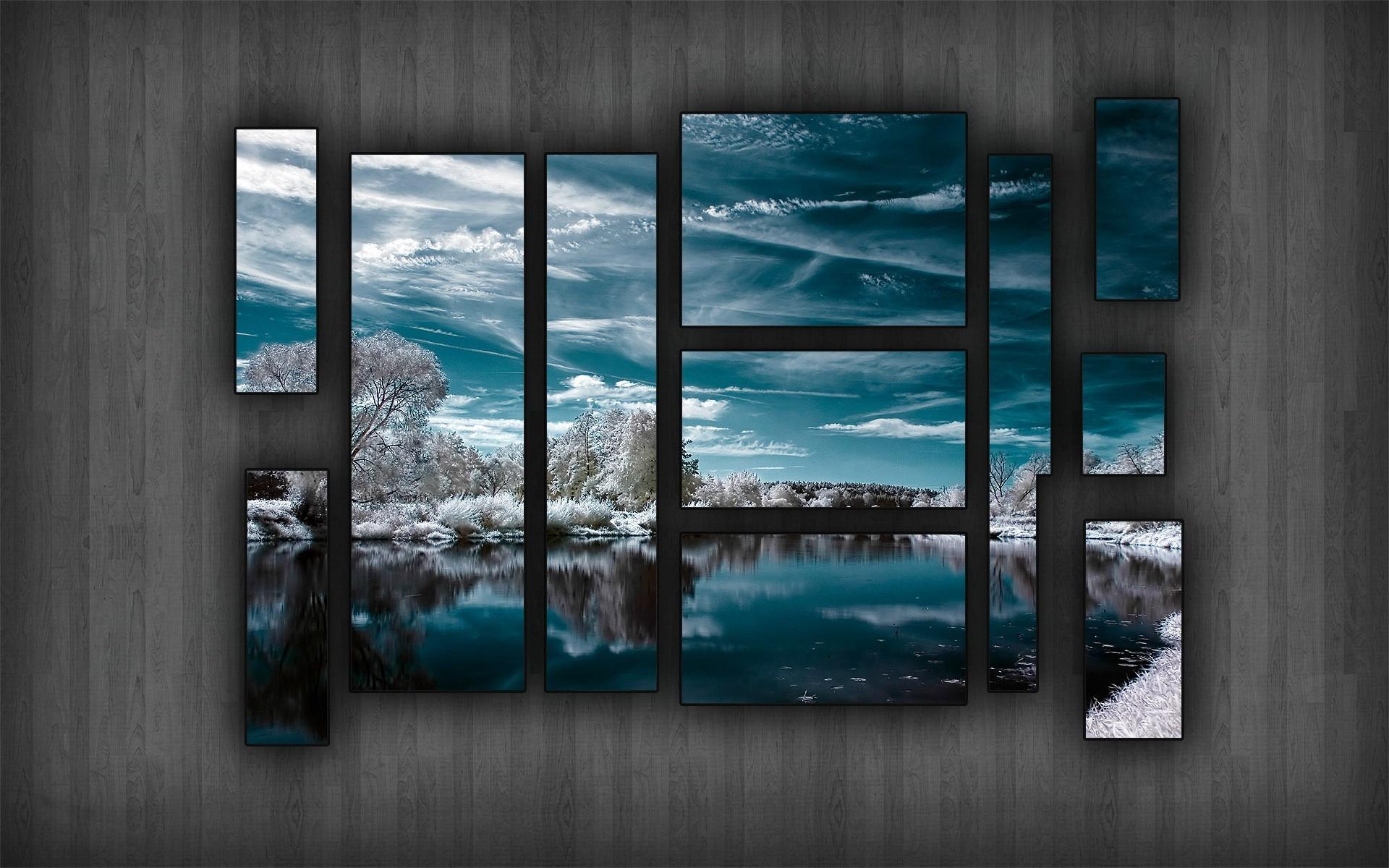 Fondos de pantalla : ventana, reflexión, Colorante selectivo ...
