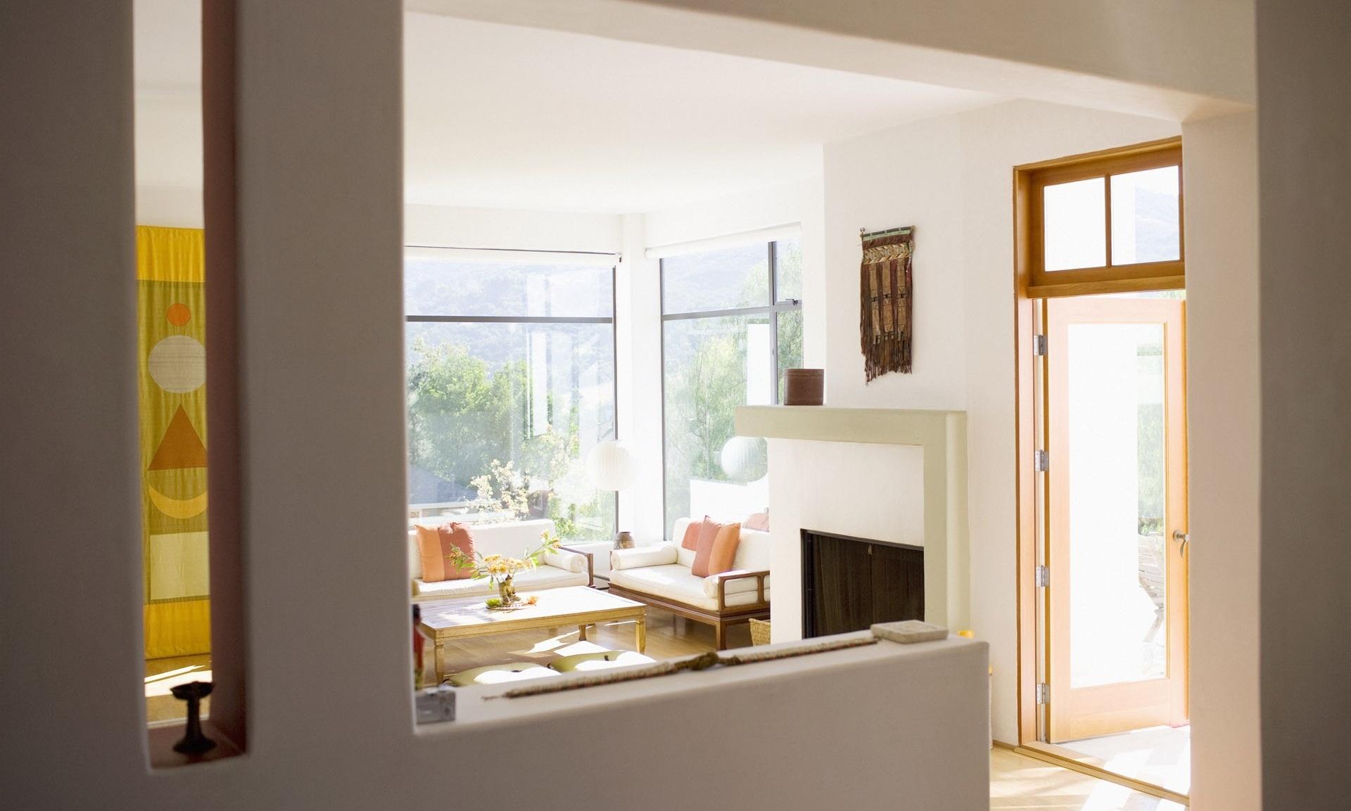 Porta Finestra Ingresso Casa sfondi : finestra, camera, casa, porta, interior design