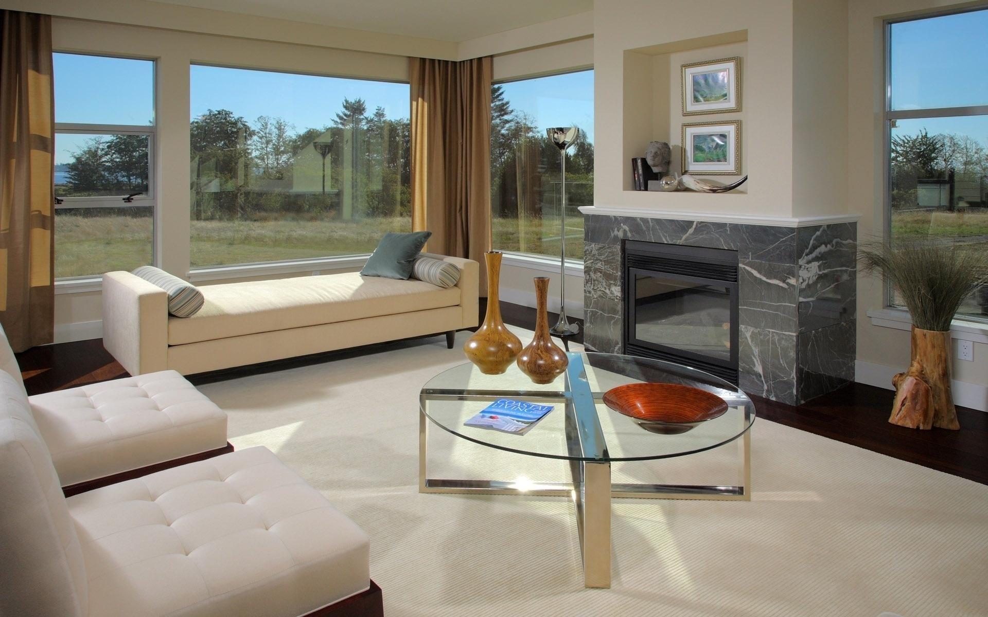 Fondos de pantalla ventana habitaci n moderno piscina for Diseno de interiores de apartamentos modernos