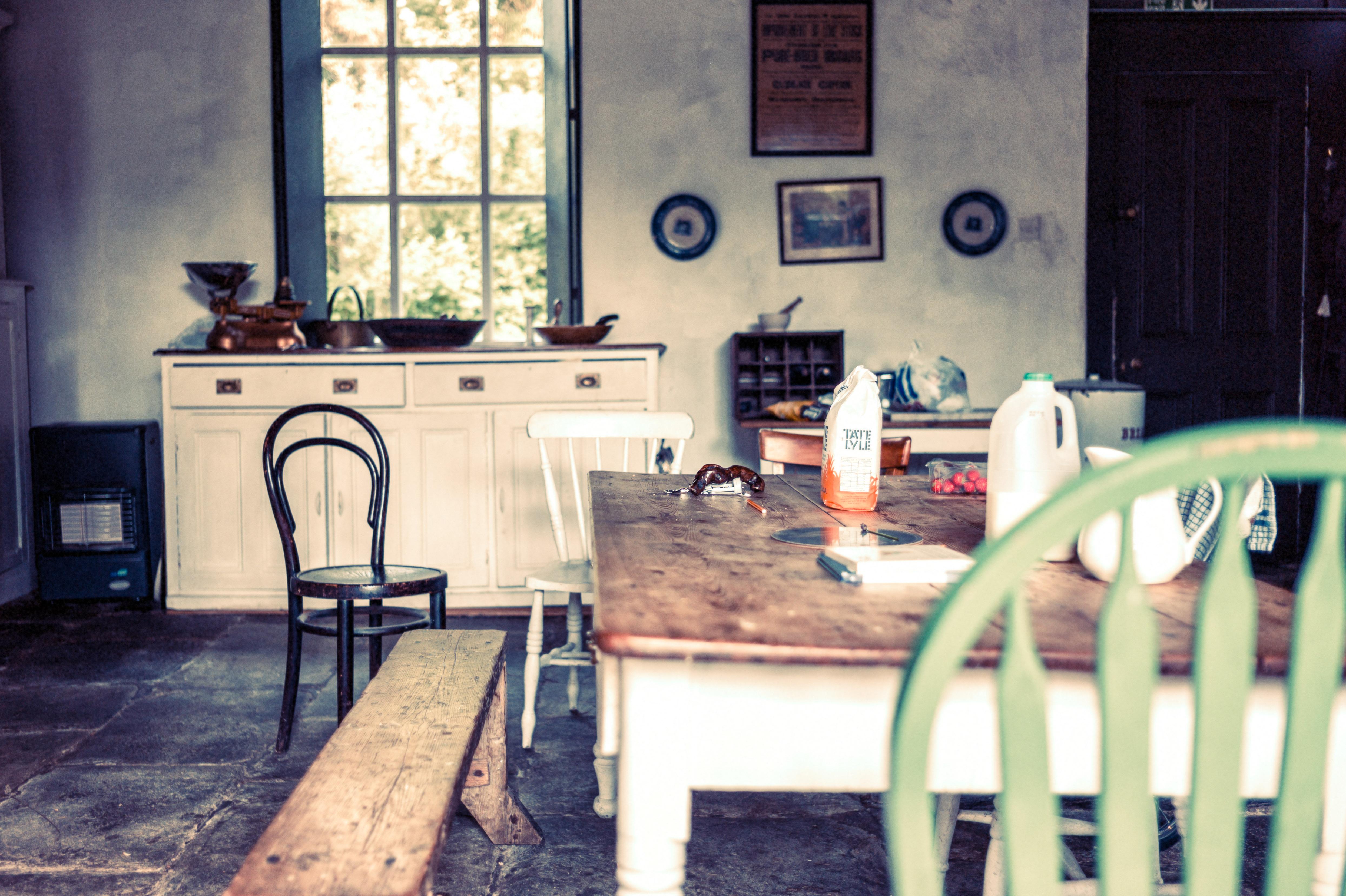 Fondos de pantalla : ventana, habitación, mesa, madera, casa, silla ...