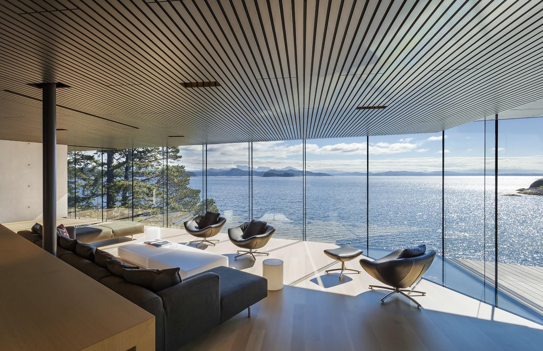 Sfondi finestra mare architettura camera casa interior