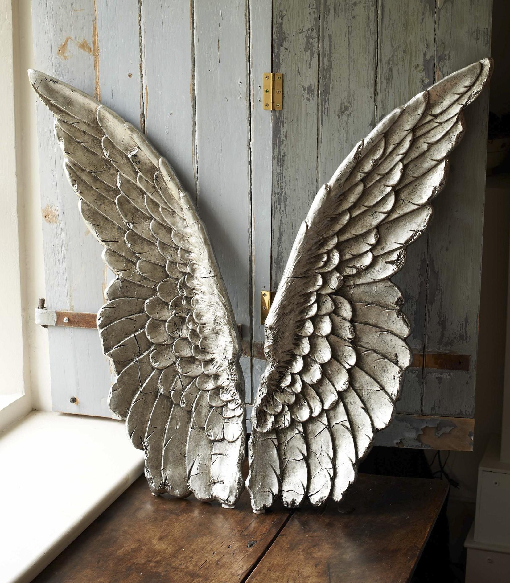 Eccezionale Sfondi : Ali, scultura, davanzale della finestra, ARTE, uccello  RU24