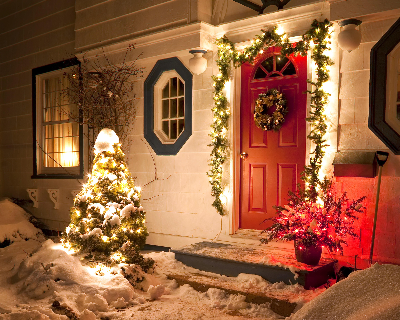 Fond d'écran : hiver, Arbre de Noël, vacances, Design d ...