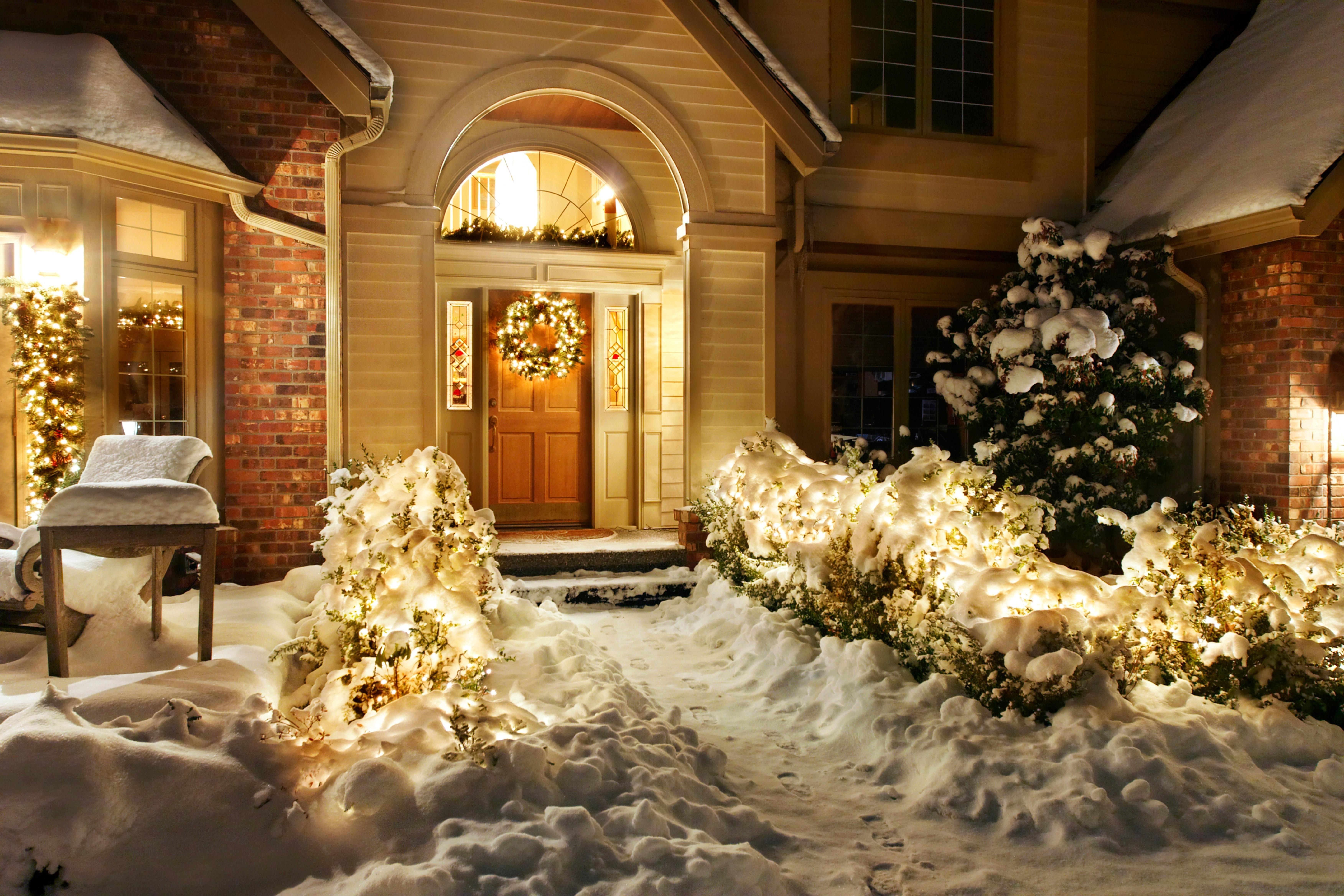 Decorazioni Sala Natale : Sfondi : inverno natale interior design sala da ballo tenuta