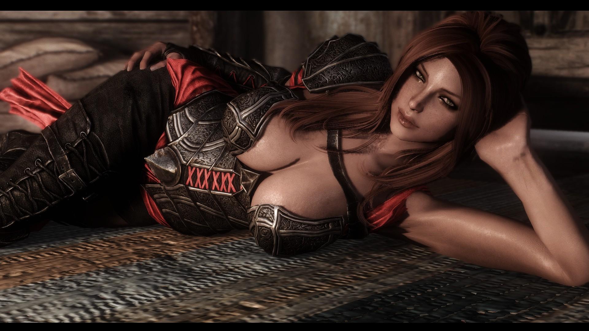 эро фото героинь из игр