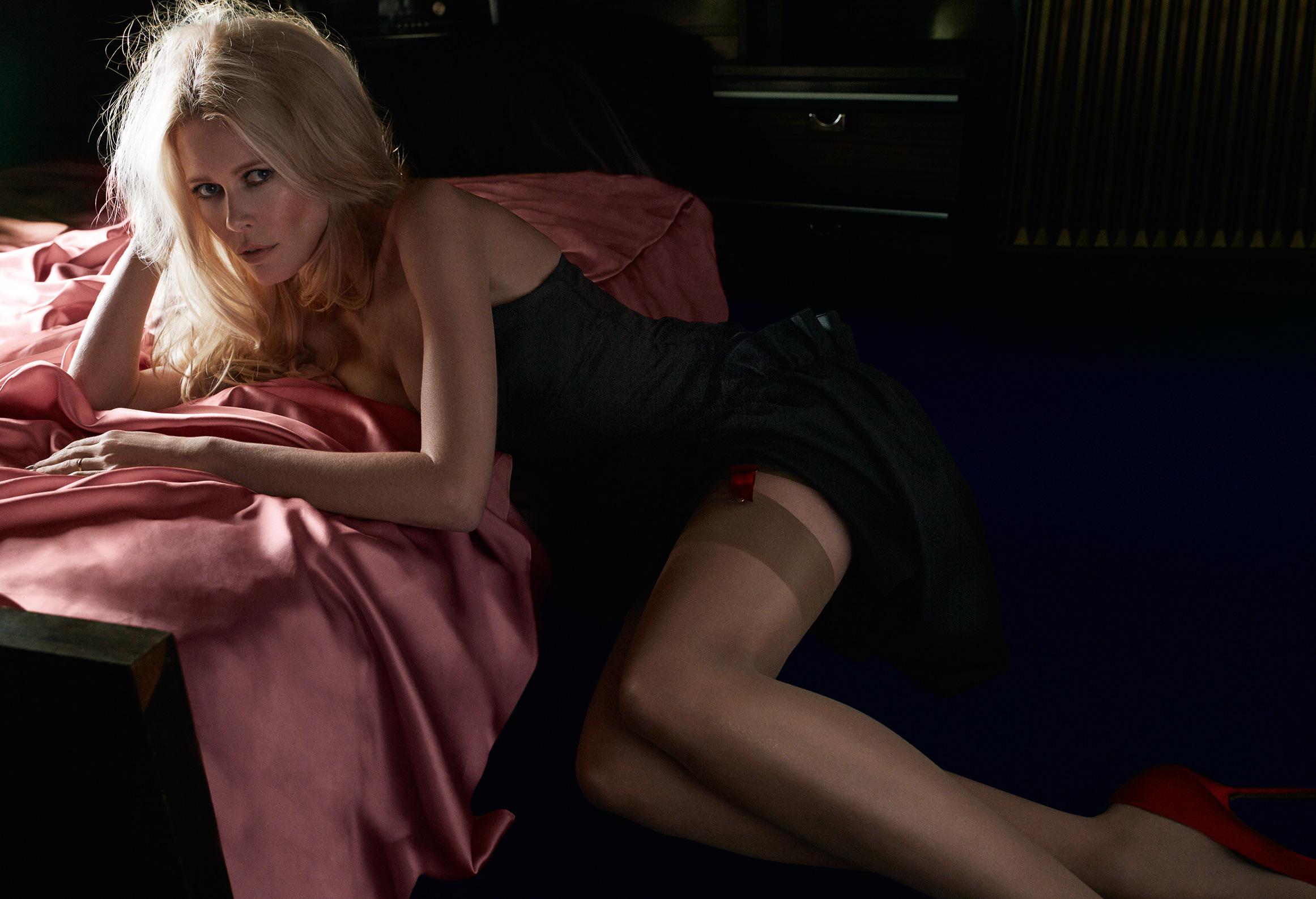 Fondos de pantalla   mujer, rubia, modelo, Claudia Schiffer ... 73f7368b9d54