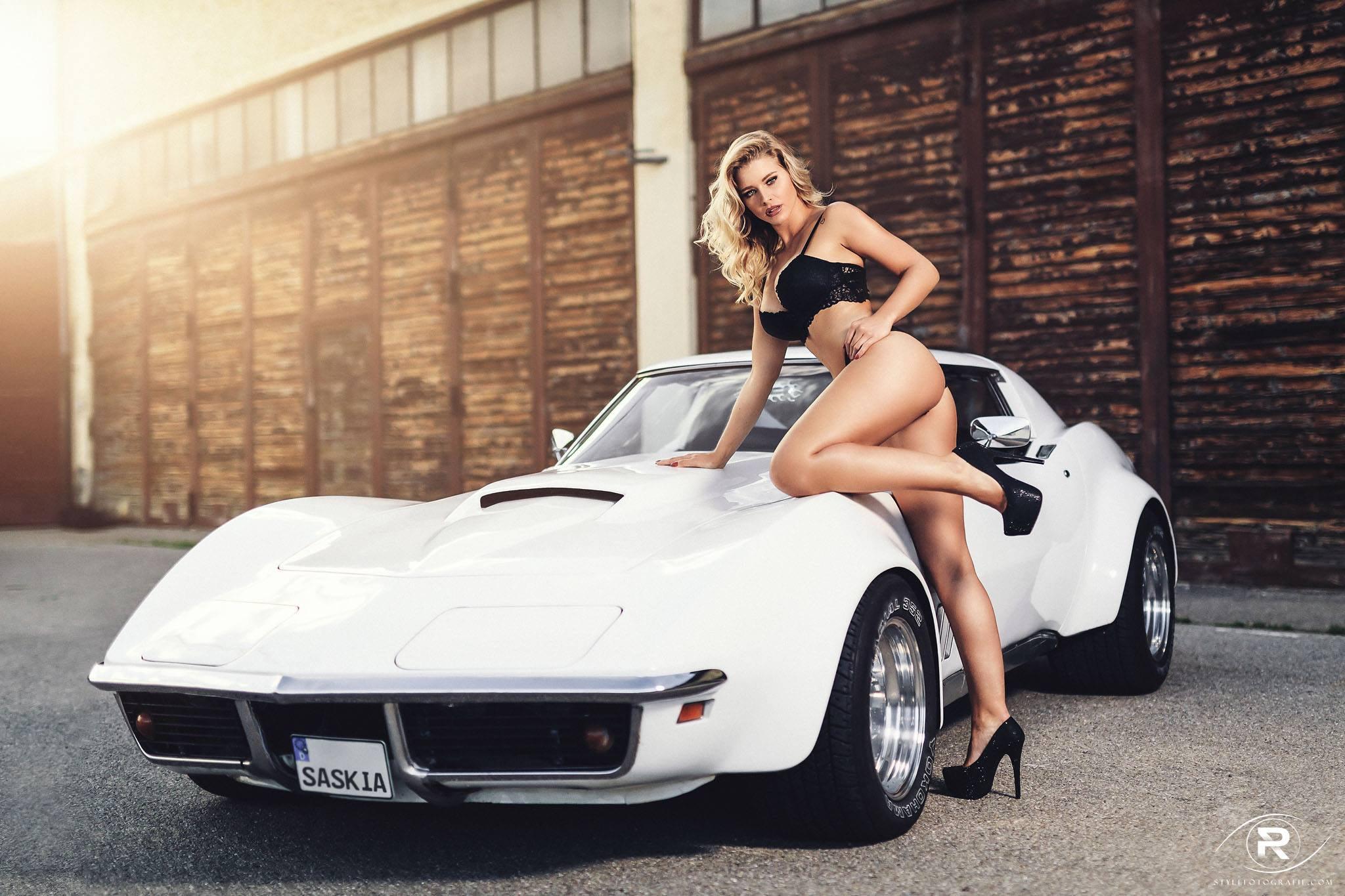 Malinda hot corvette