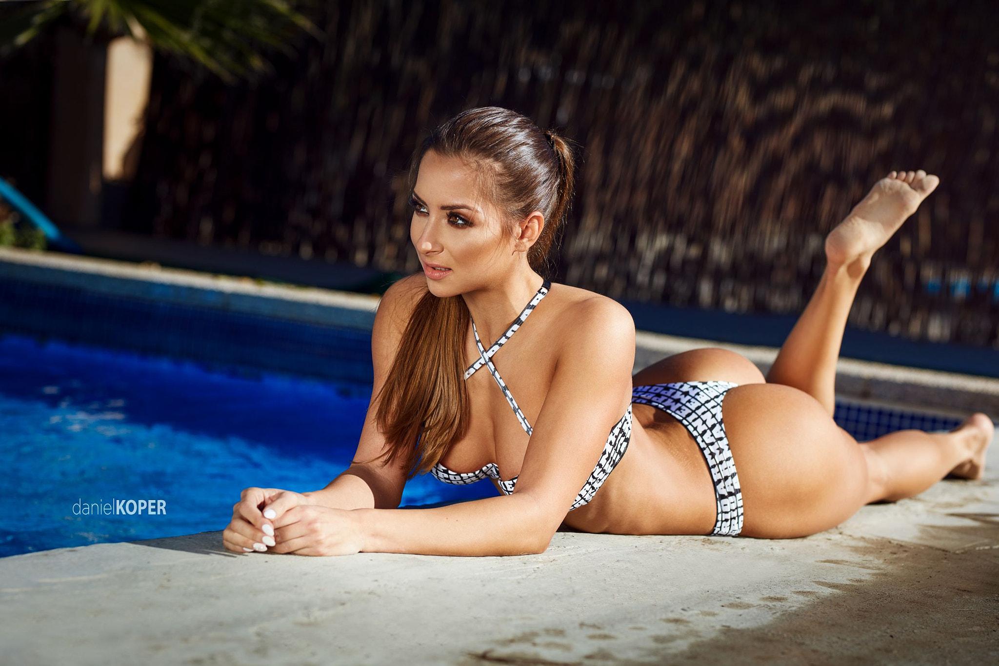 bra Ass butt bikini