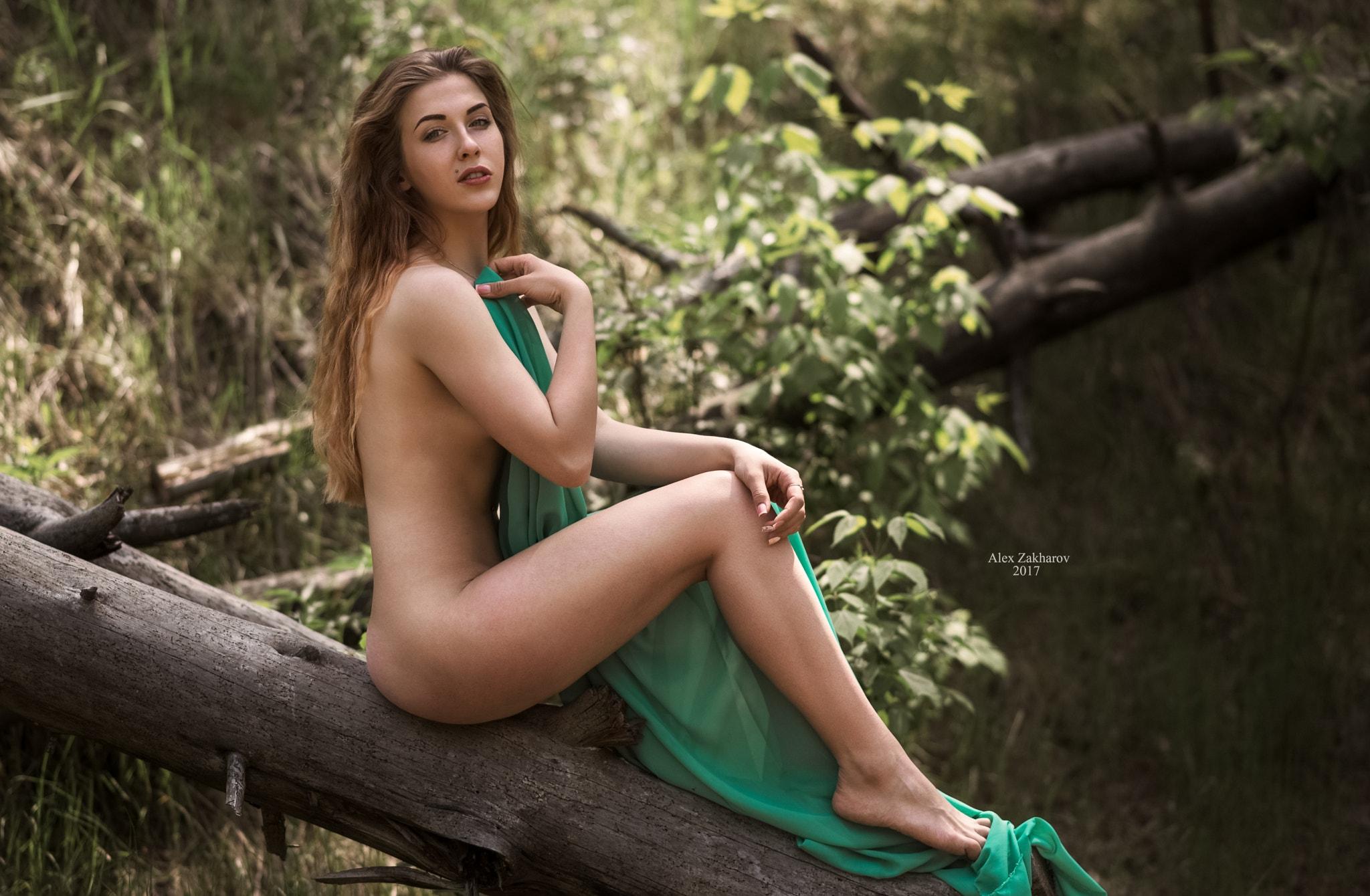 lange frauen nackt