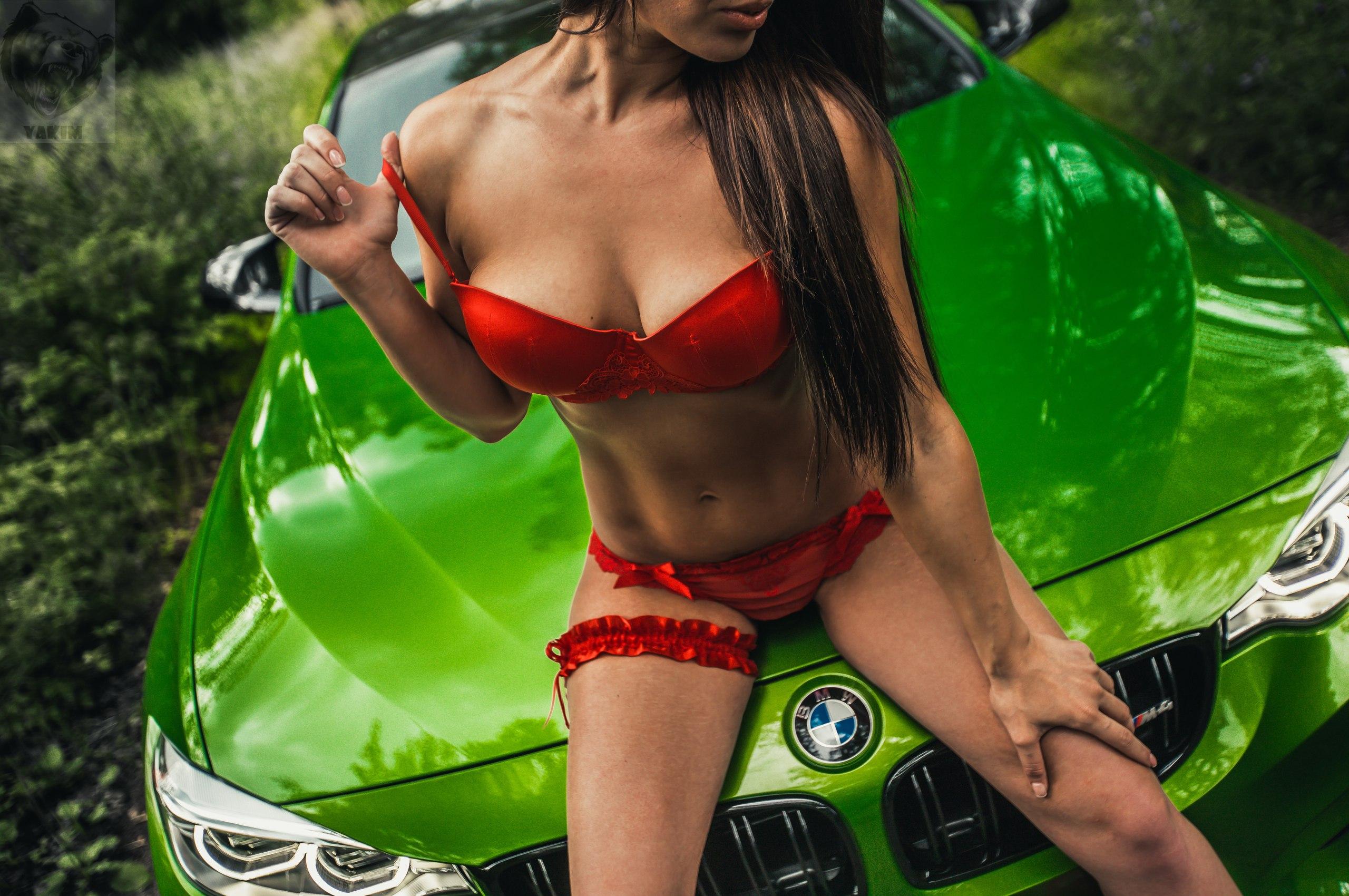 Car Models Strip Naked