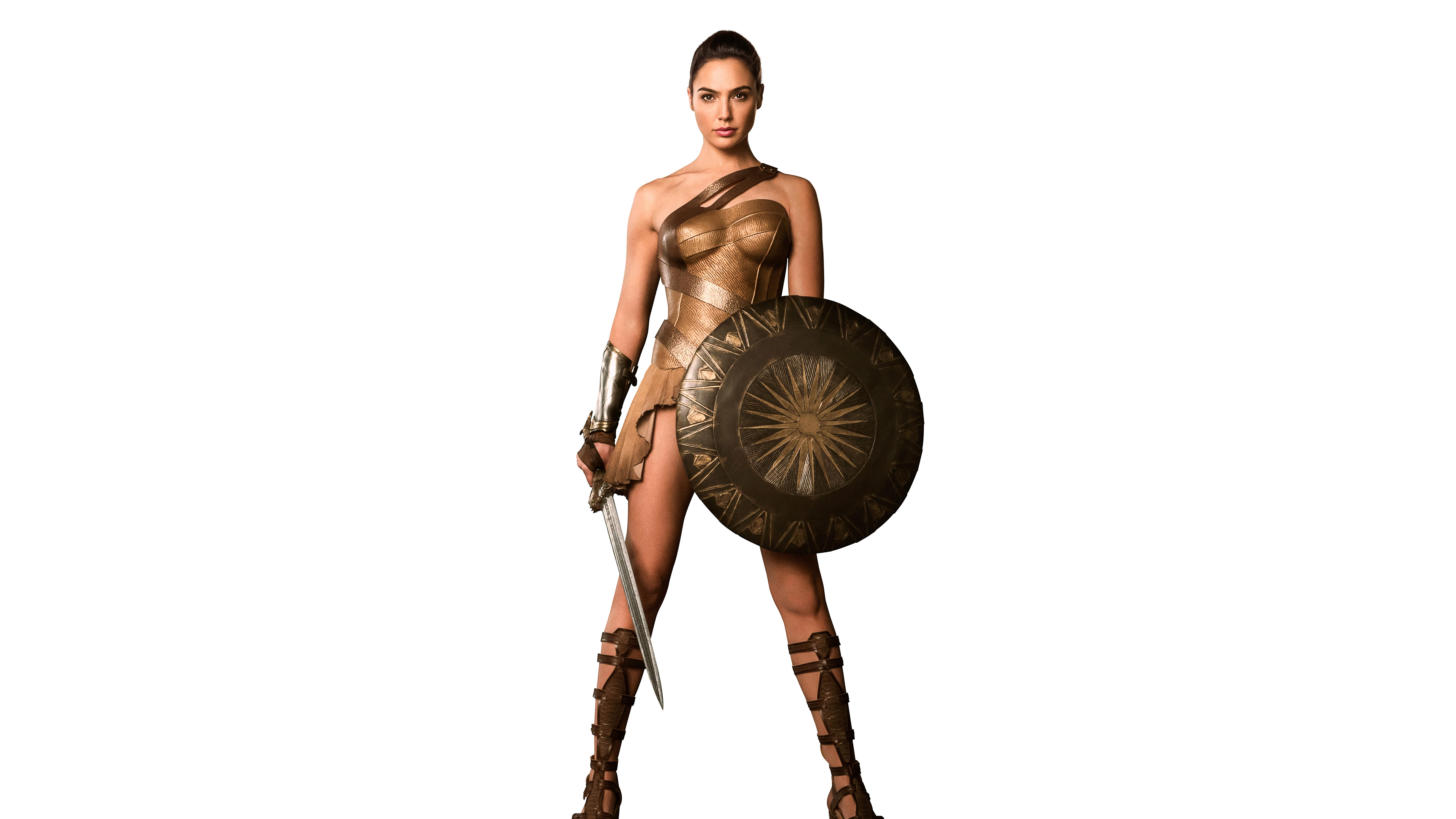 Sfondi Donne Celebrità Wonder Woman Gal Gadot 7680x4320