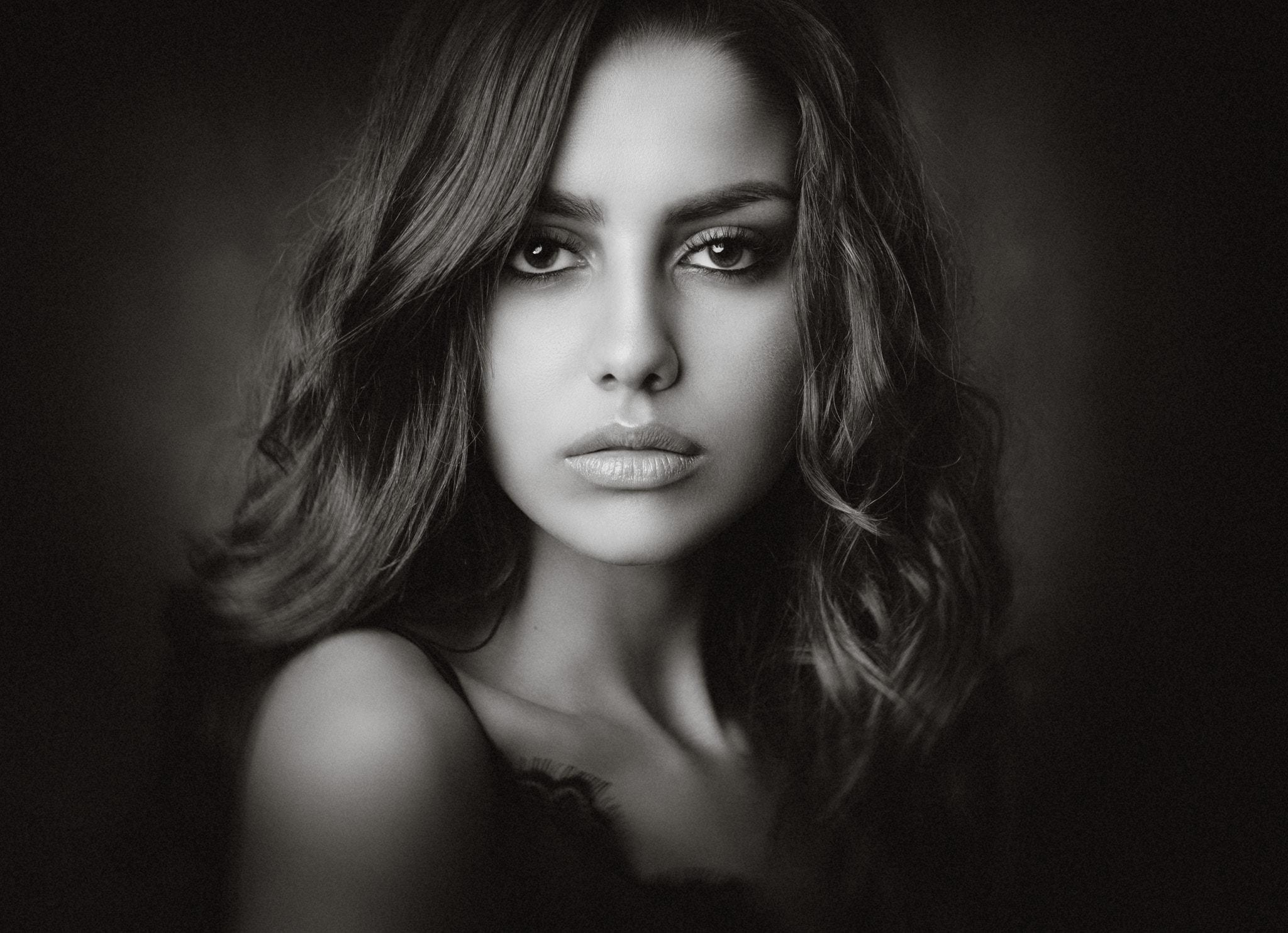 Красивые портреты фото профессионалов