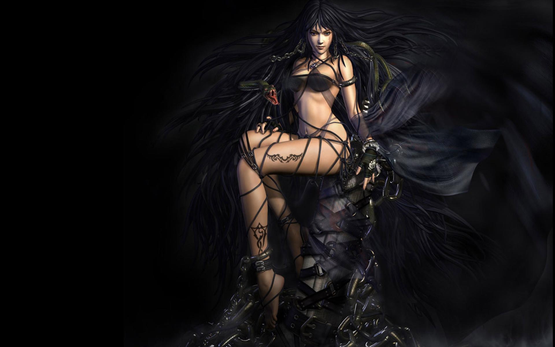 Sexy nude girls fantacy art xxx download