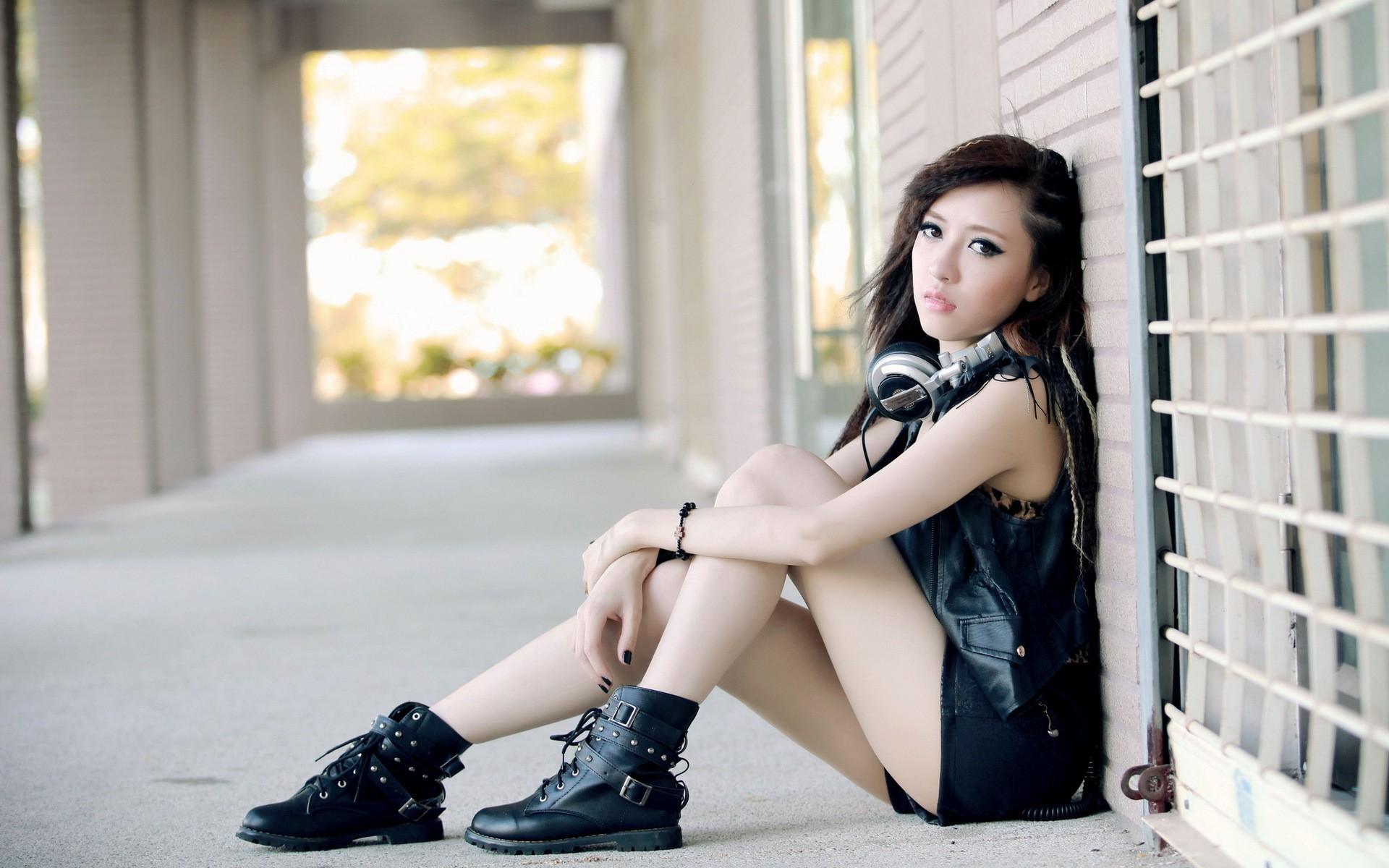 Asian girl dj, hot sexy yong teachers sex with student