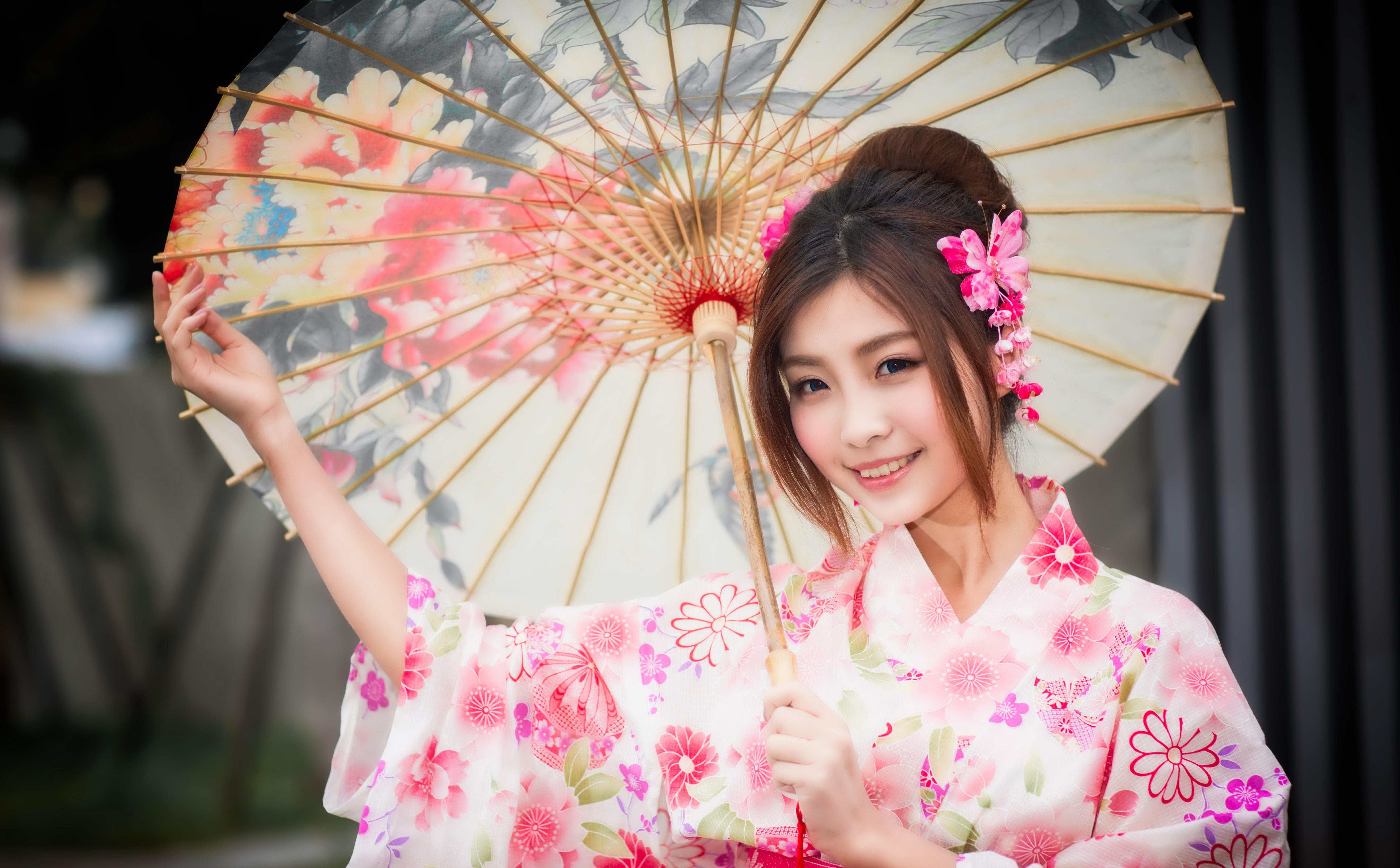 Ladies de asia