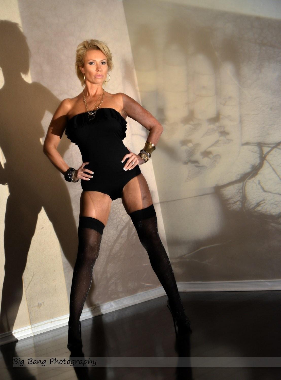 Hintergrundbilder  Frau, Modell-, Blond, Strmpfe, Mode, Bodysuit, Unterwsche -7167