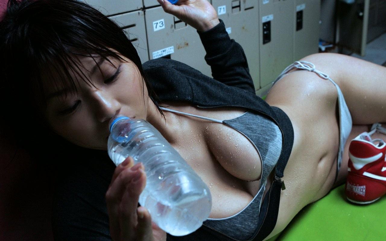 Drunk japanese girls gets banged by black studs