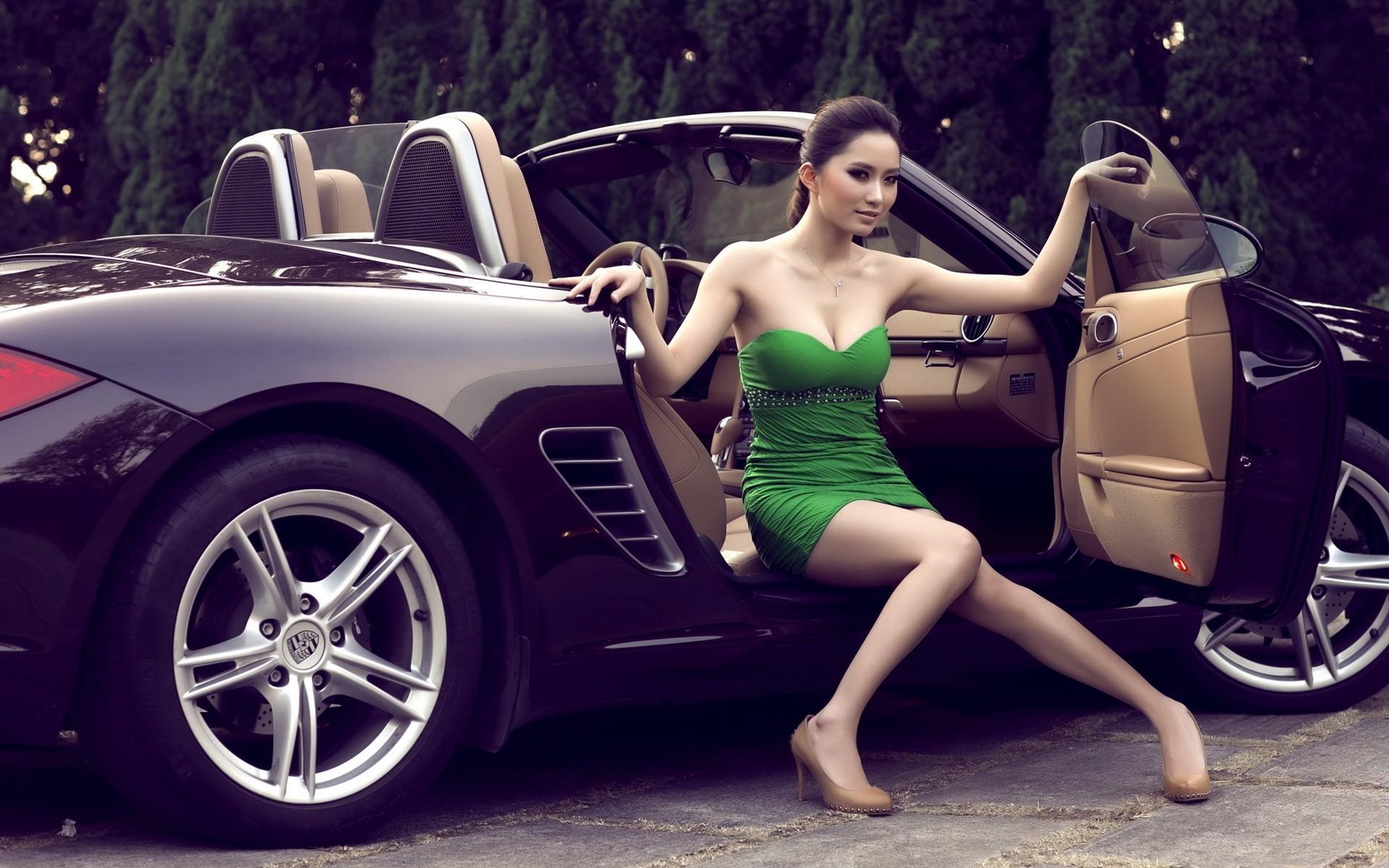 coche asiático