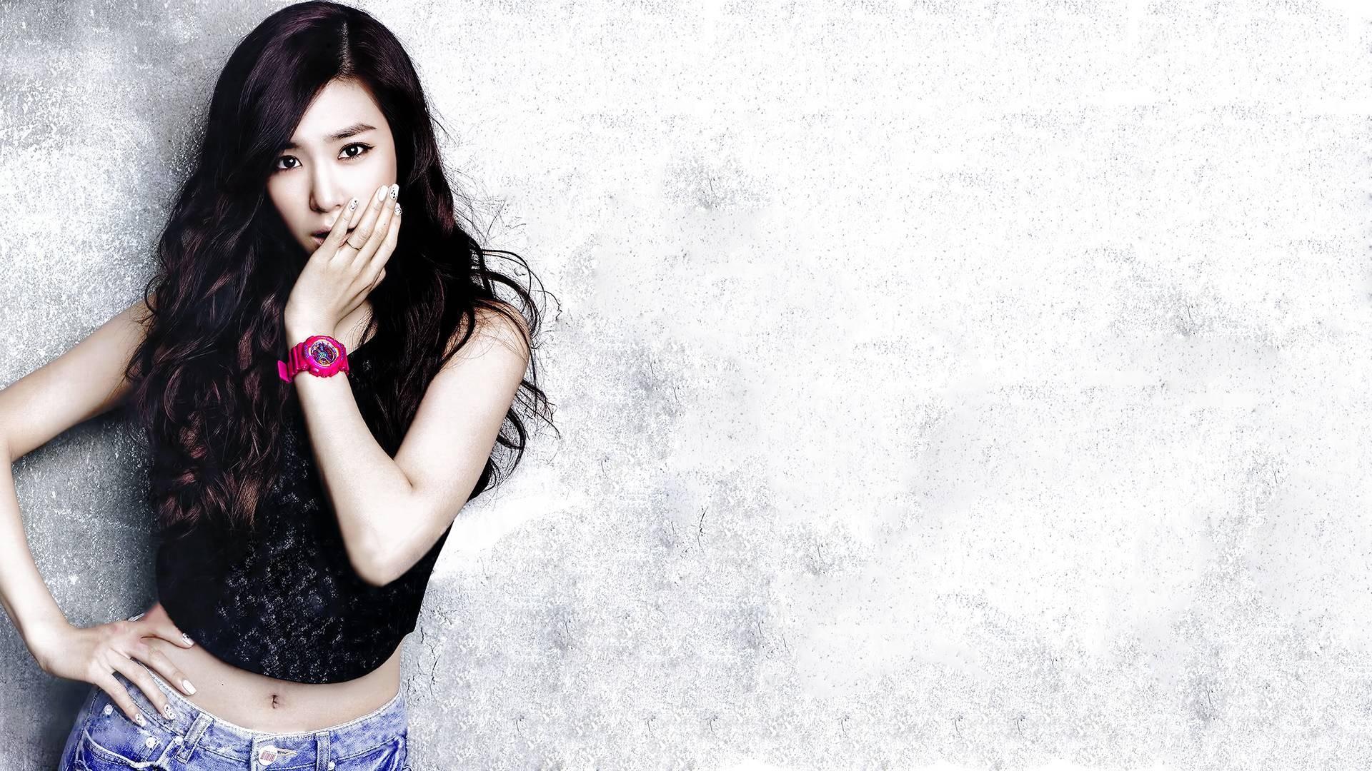 Wallpaper Women Model Long Hair Asian Singer Blue: Wallpaper : Women, Model, Eyes, Long Hair, Looking At