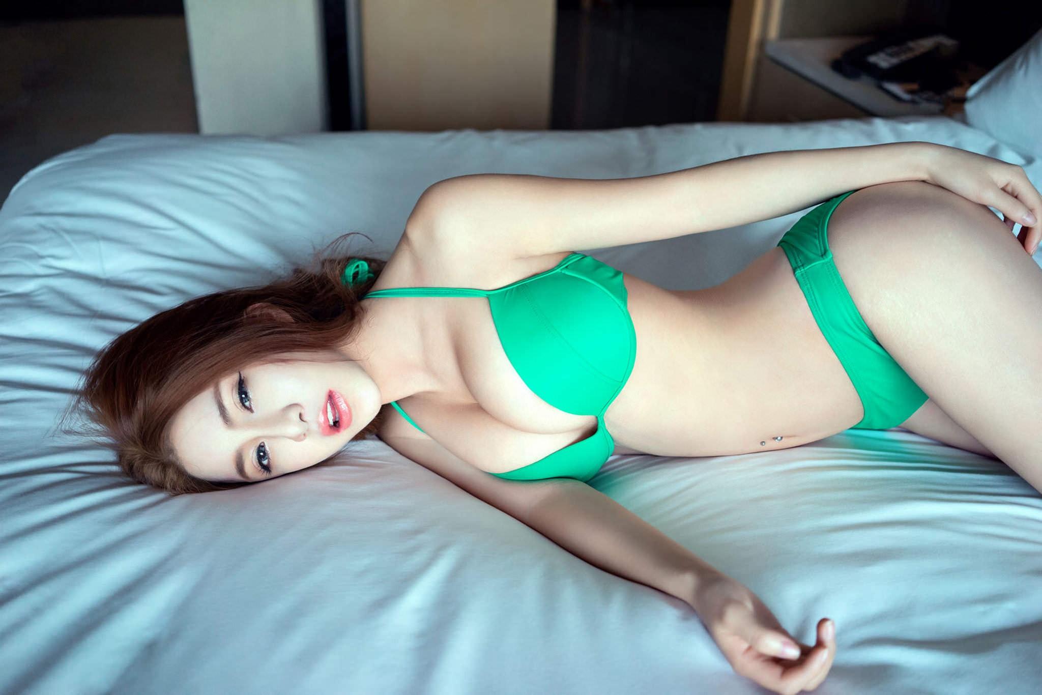 Фото стройных девушек азиаток